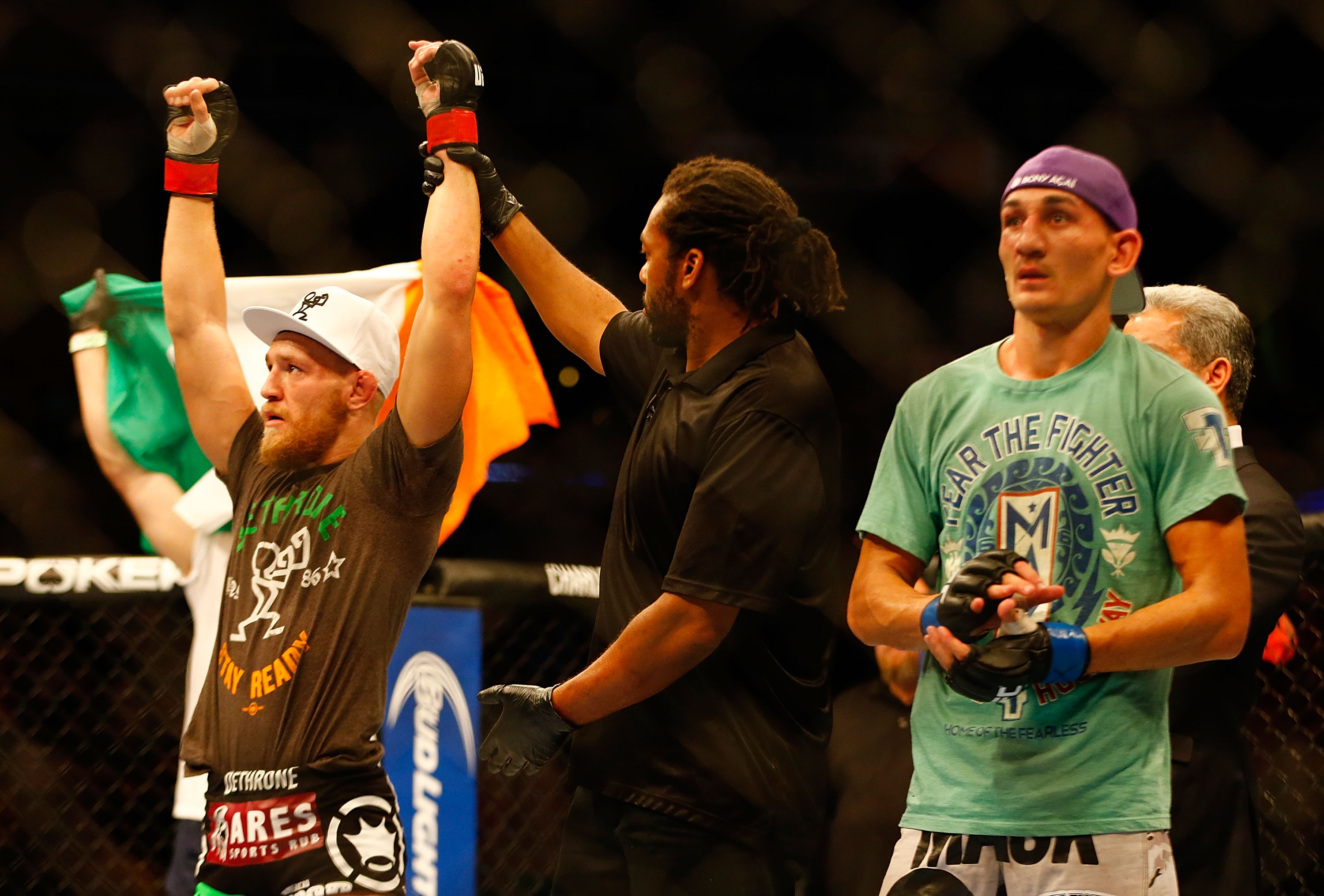 c30765858d3 Conor McGregor and Max Holloway feud on Twitter about 2013 UFC fight ...