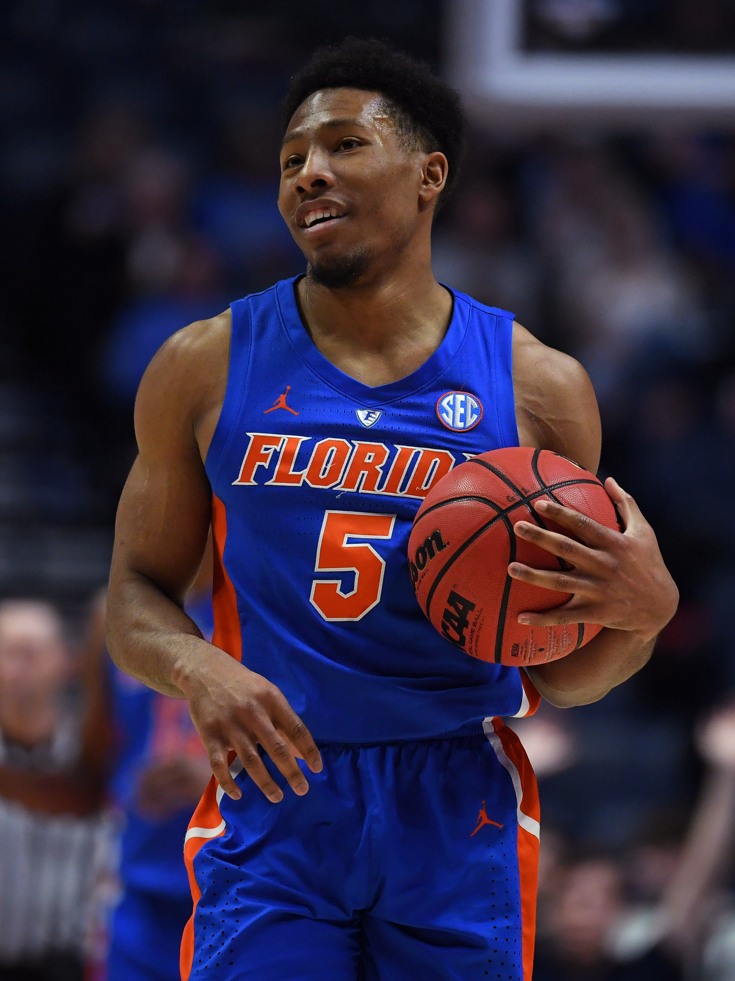NCAA Basketball: SEC Conference Tournament-Auburn vs Florida