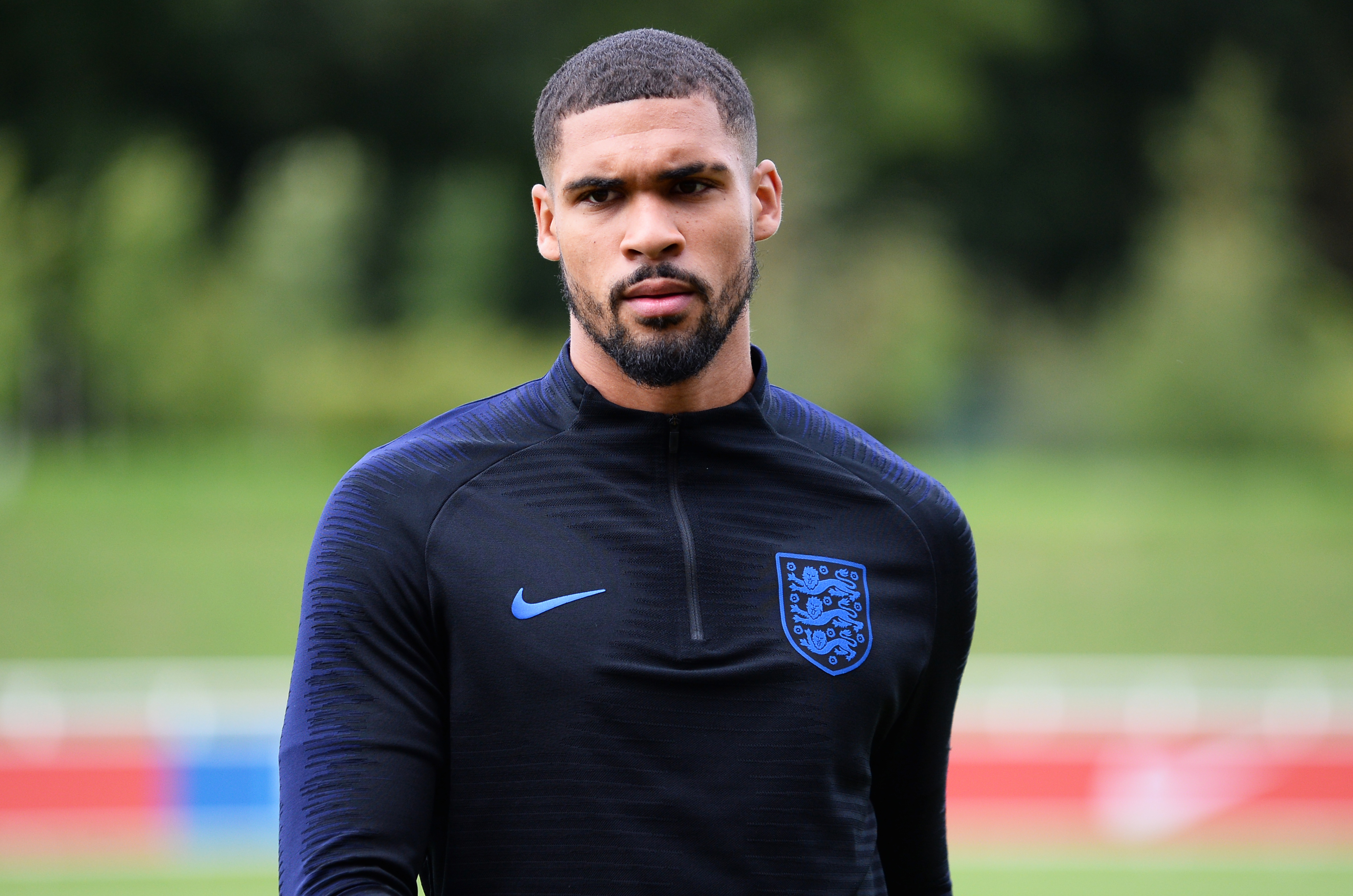 Ruben Loftus-Cheek pulls out of England squad with injury