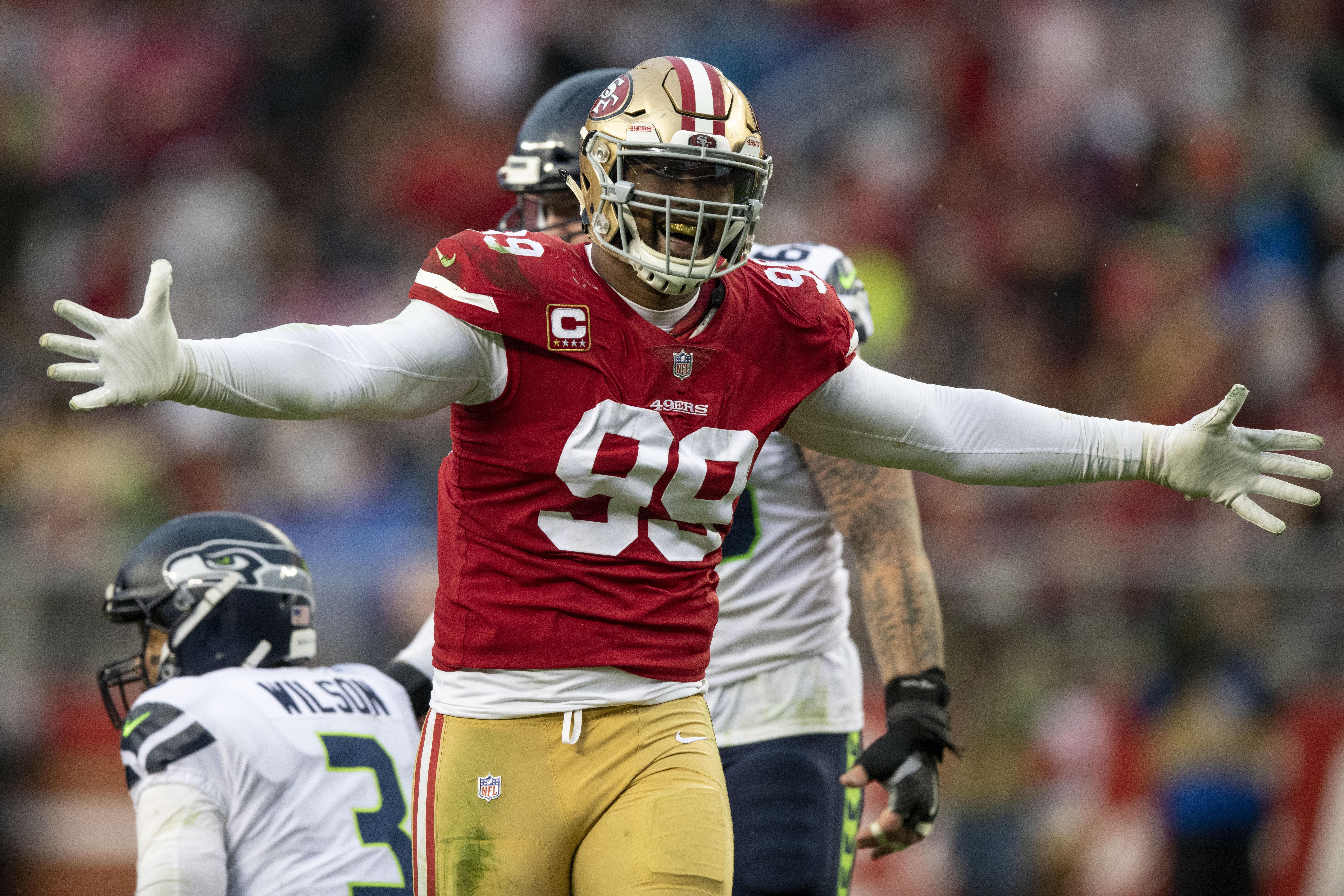 Report  Giants wanted 49ers Deforest Buckner in Odell Beckham Jr. trade ead6706bc