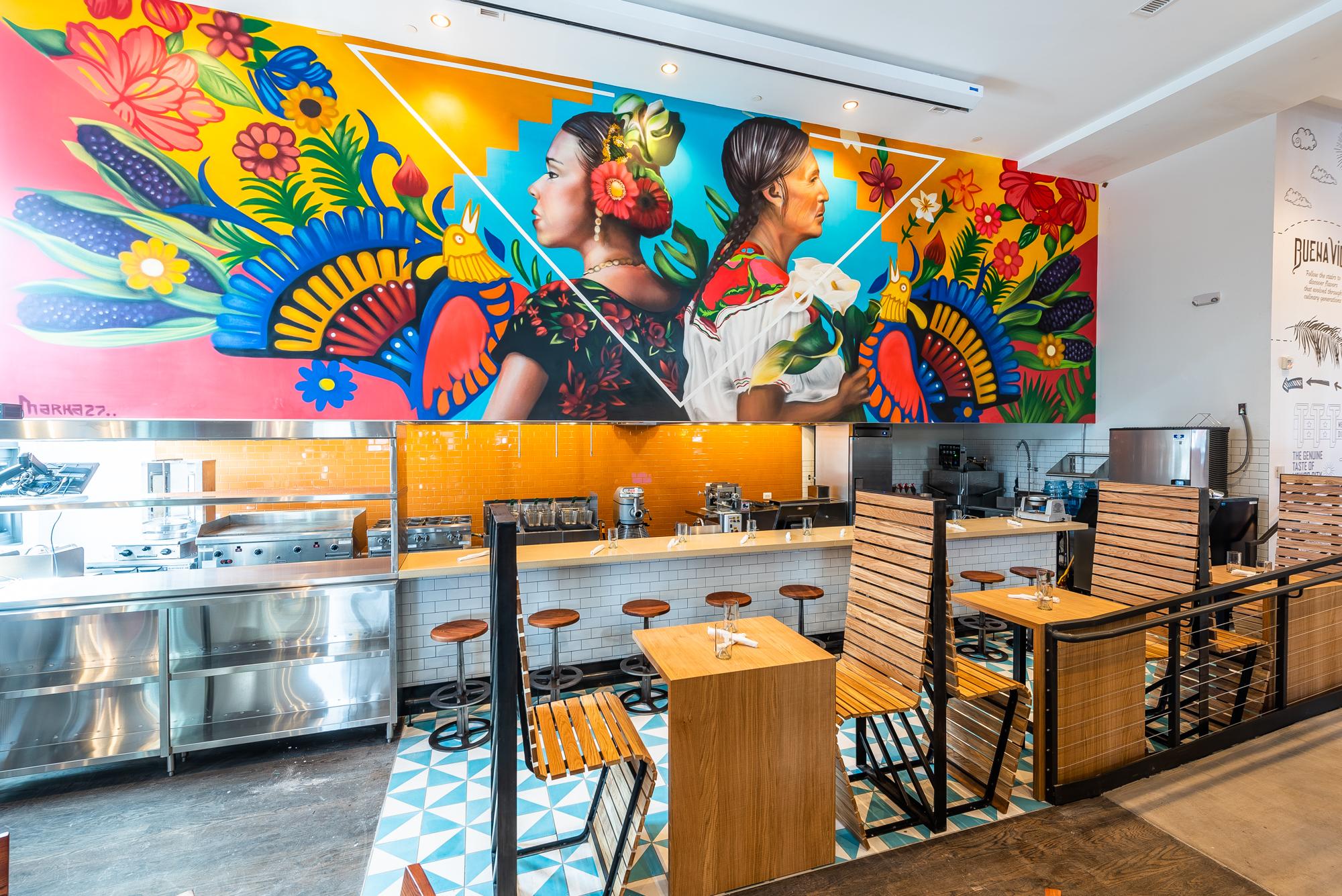 Chef Behind CDMX's Best Restaurant Opens Mexican Spots in Clarendon