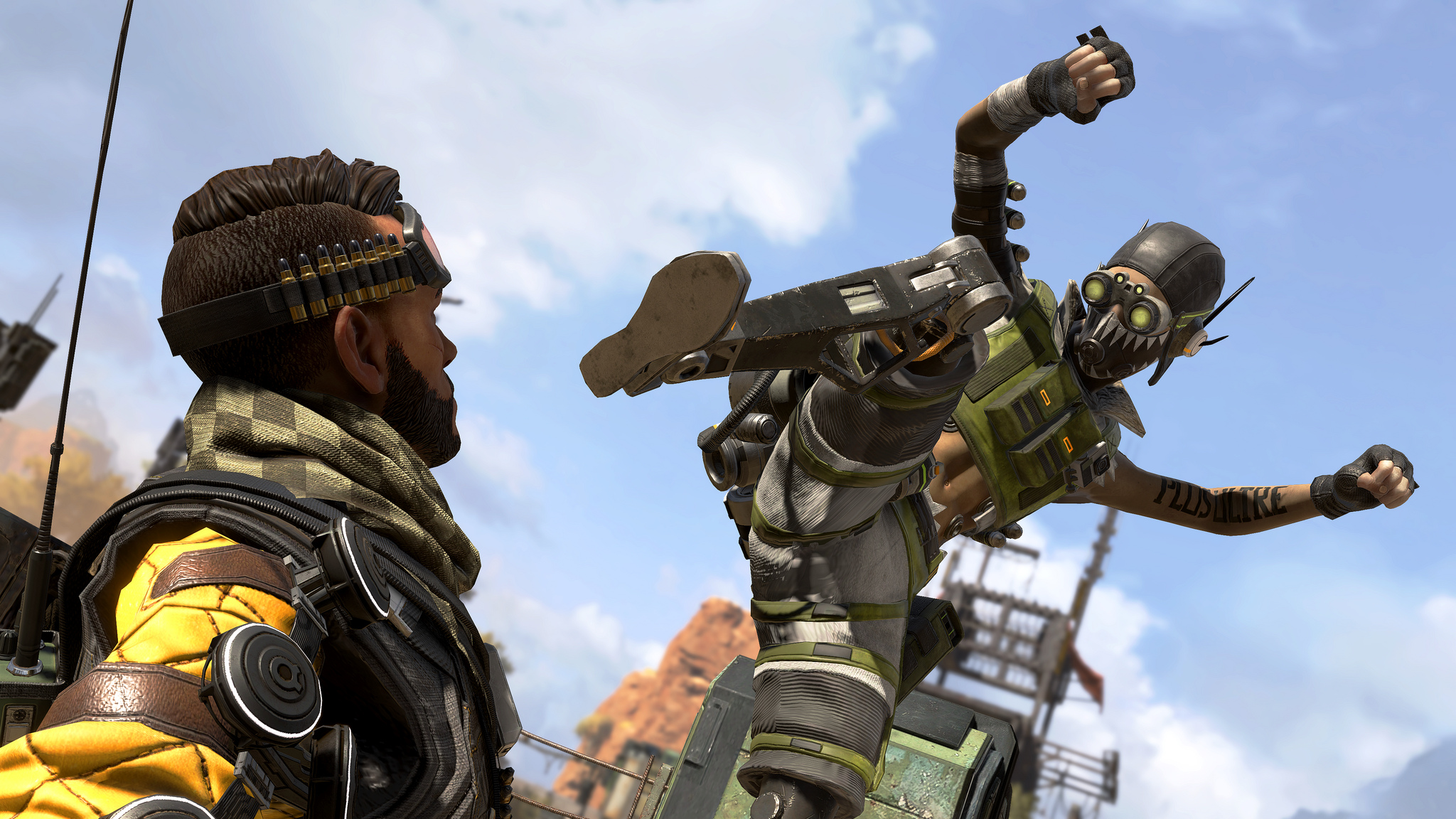 Apex Legends battle pass comes out today — with a new character in tow