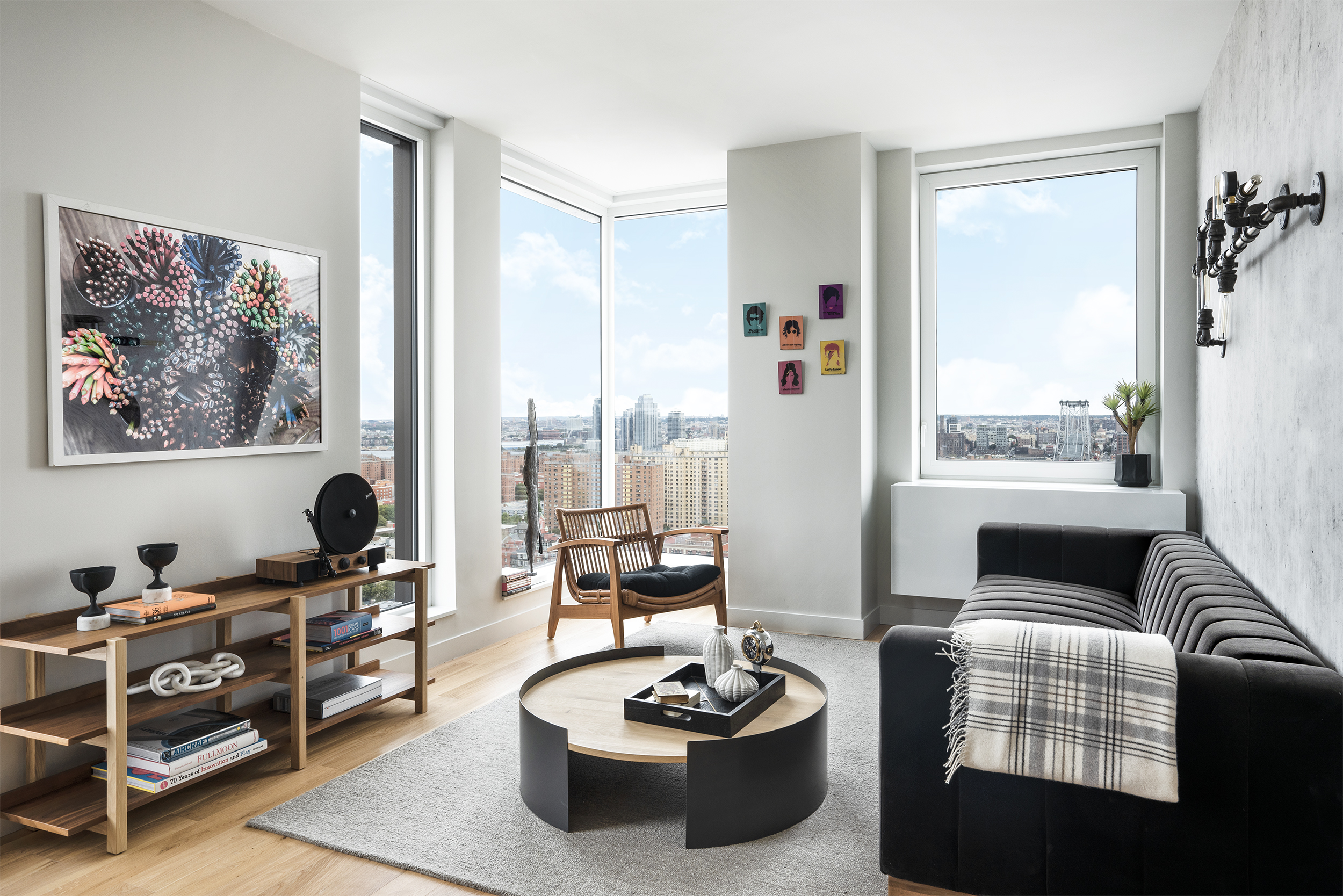 New looks inside Essex Crossing's tallest residential building