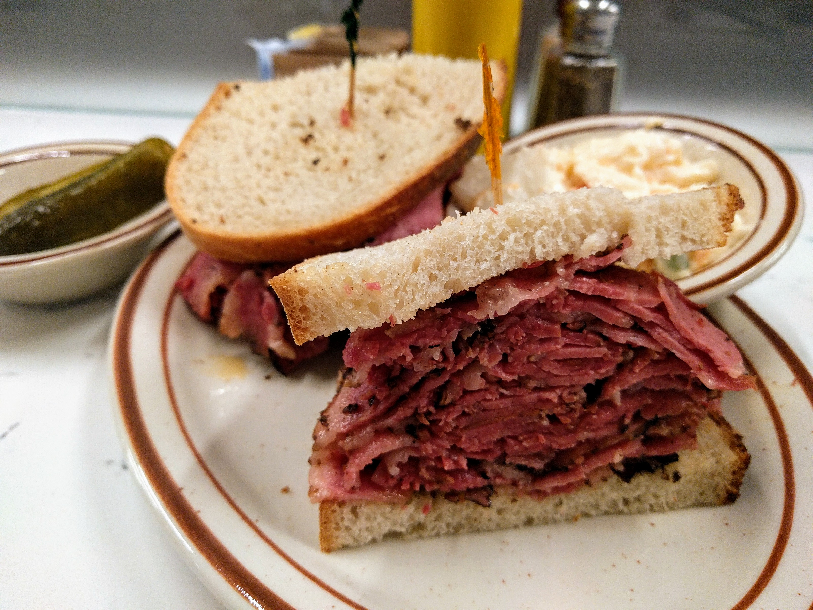 Pastrami Queen Times Square