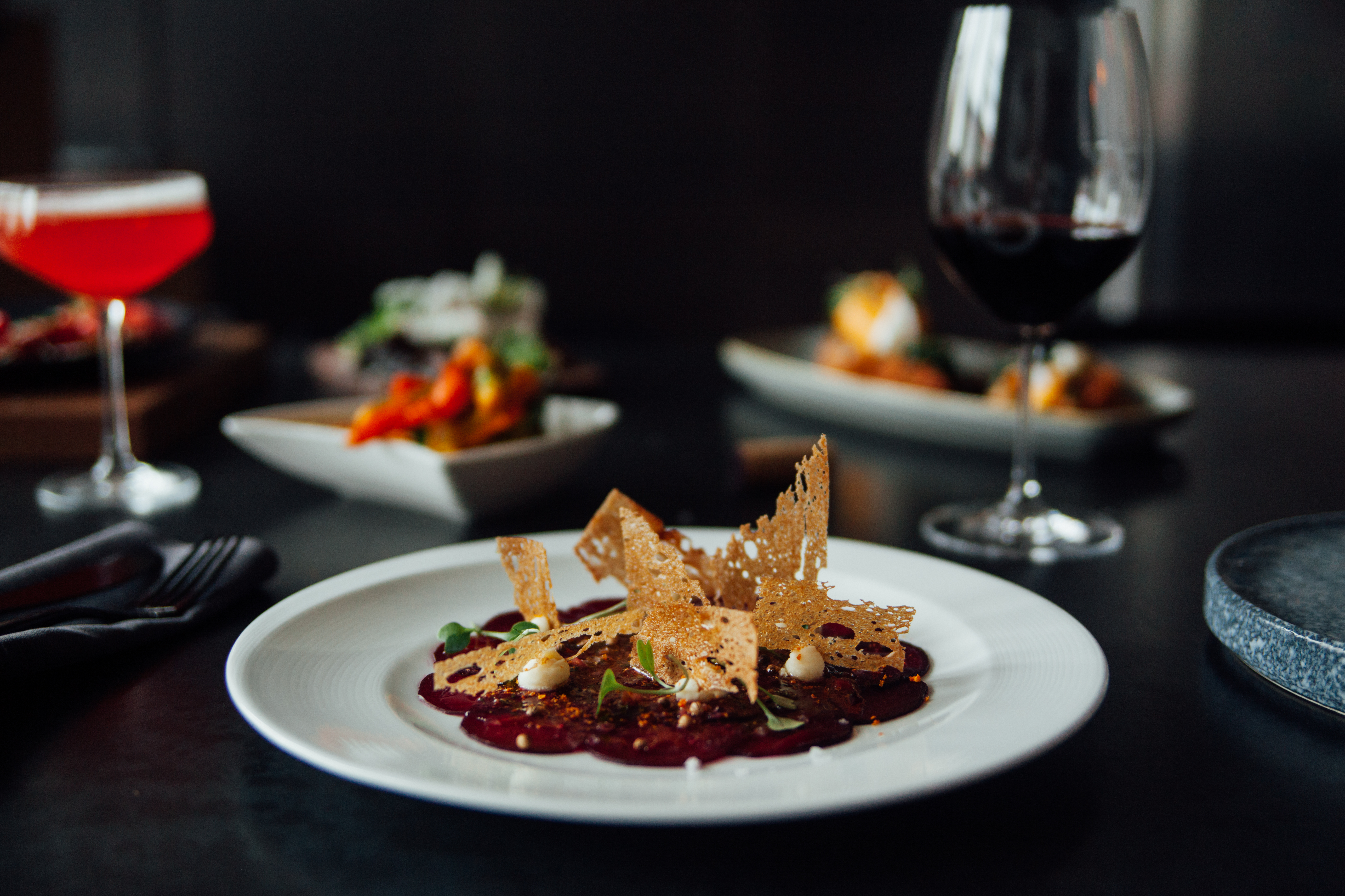 Peek at the Dishes From Ann Arbor's New Restaurant and Jazz Club
