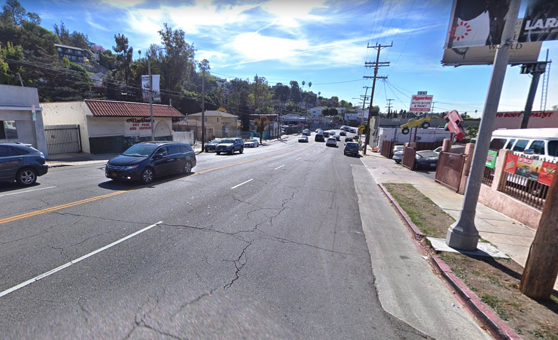 After deadly hit-and-run, Los Feliz sounds alarm about dangerous street