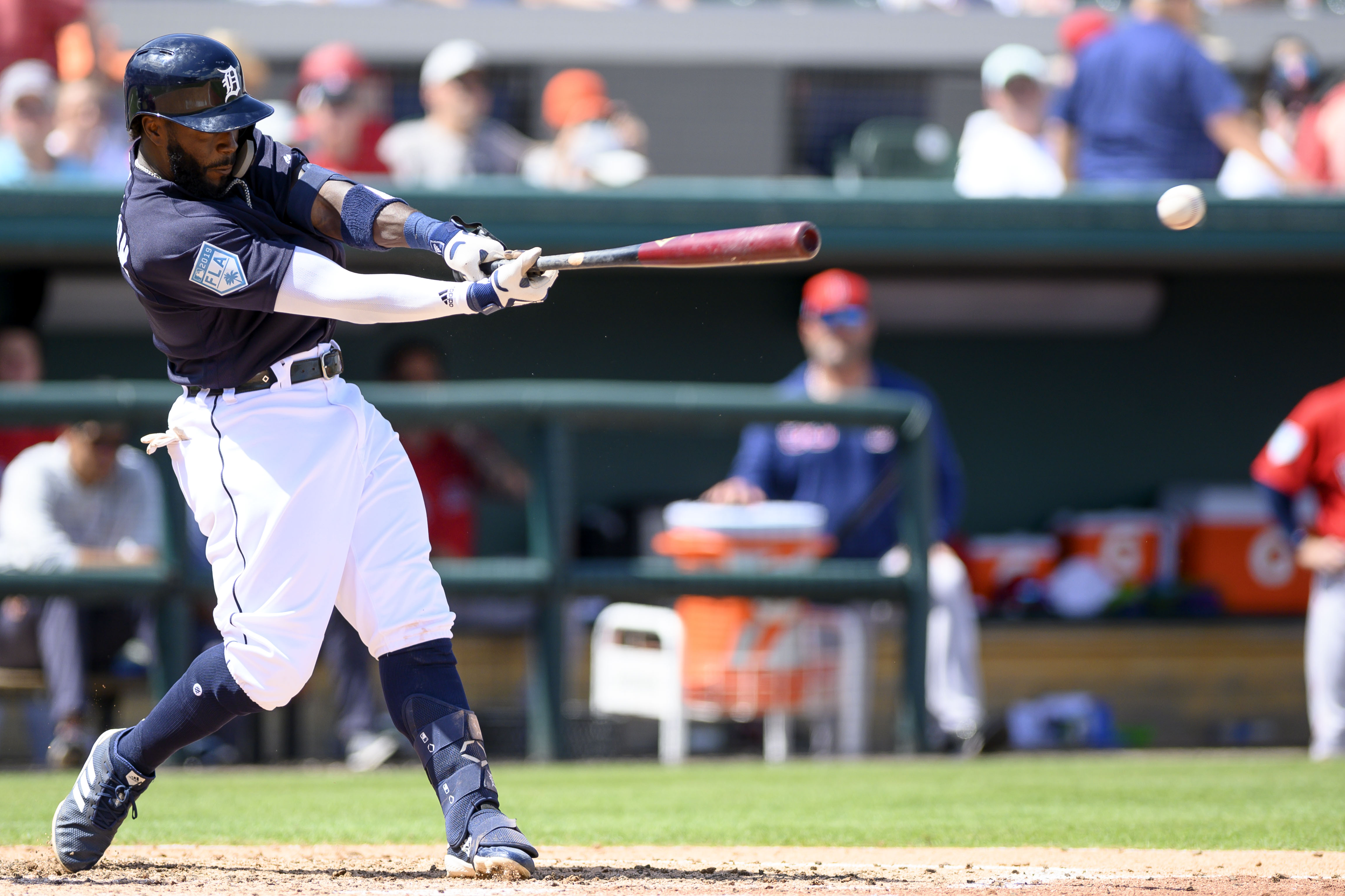 MLB: Spring Training-Boston Red Sox at Detroit Tigers