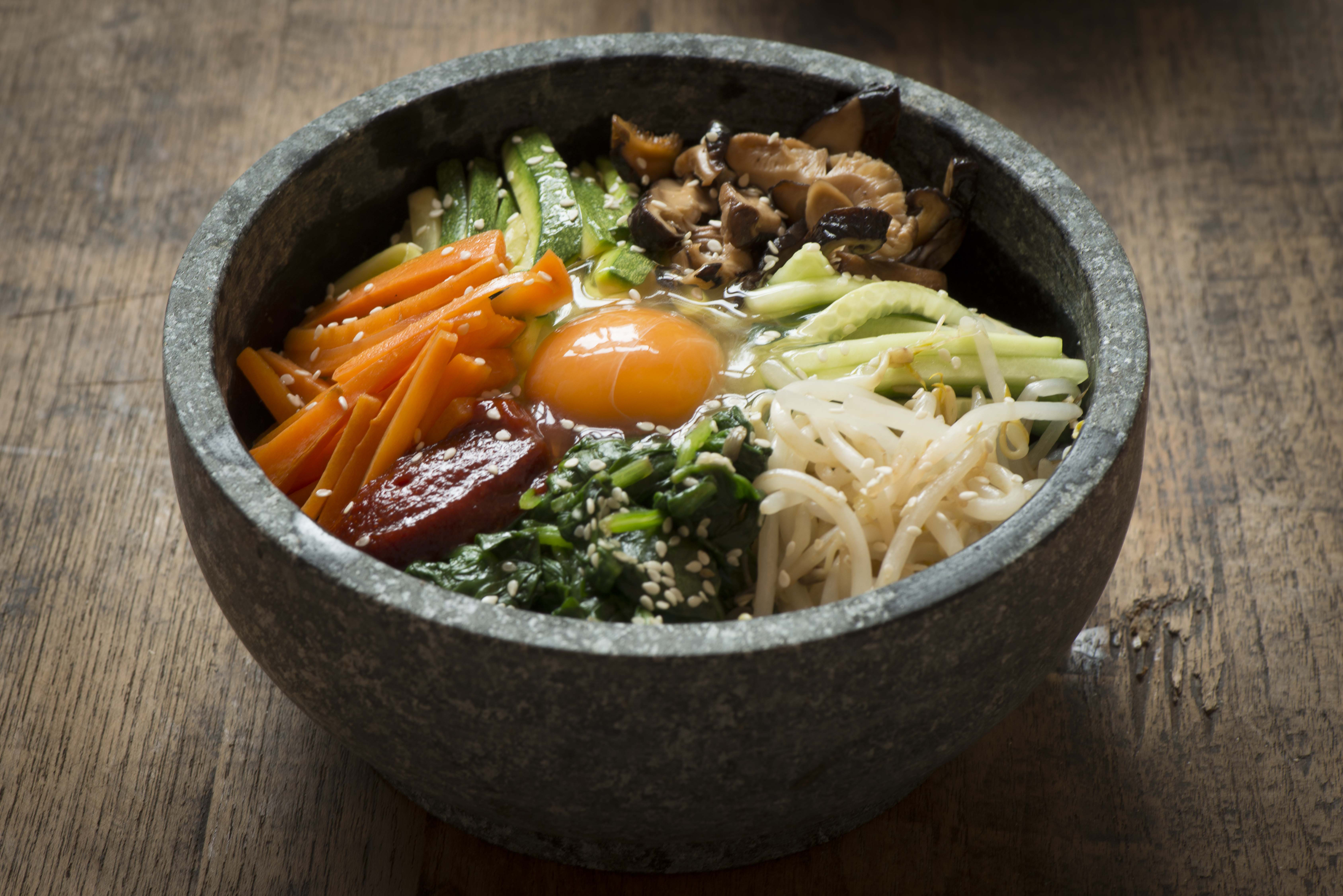 Build-Your-Own Bibimbap Bar K-Pub Is Coming to NE MLK