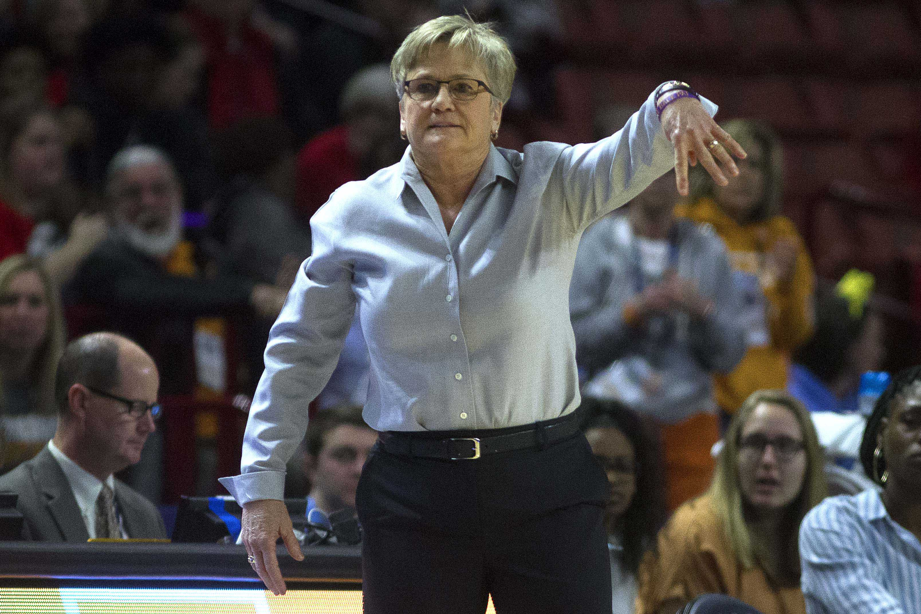 NCAA Womens Basketball: SEC Conference Tournament - Mississippi State vs Tennessee