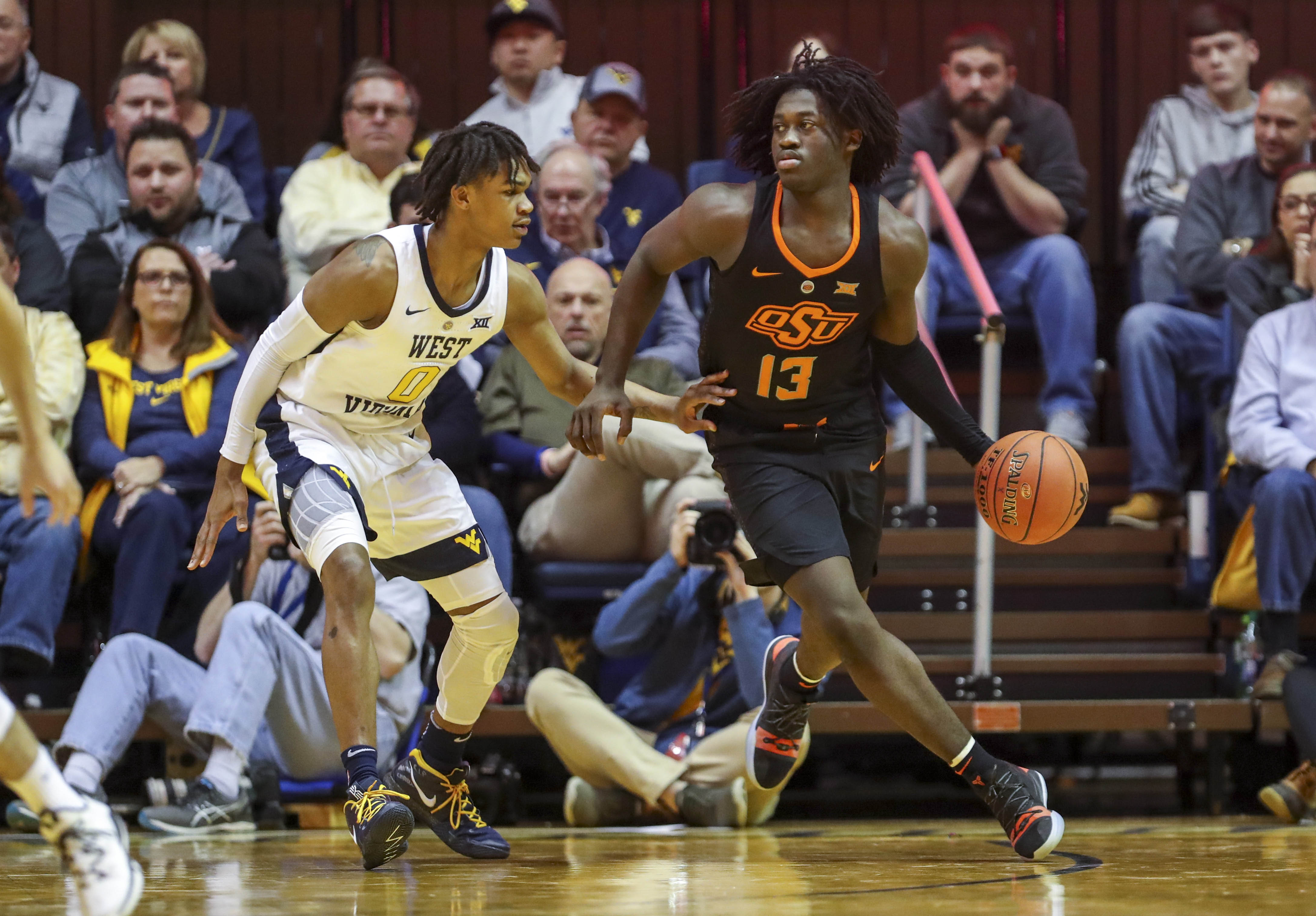 """f9ff001e2b5 """"Our Best Athlete"""" Enters Transfer Portal, Says Goodbye to West Virginia  Basketball"""