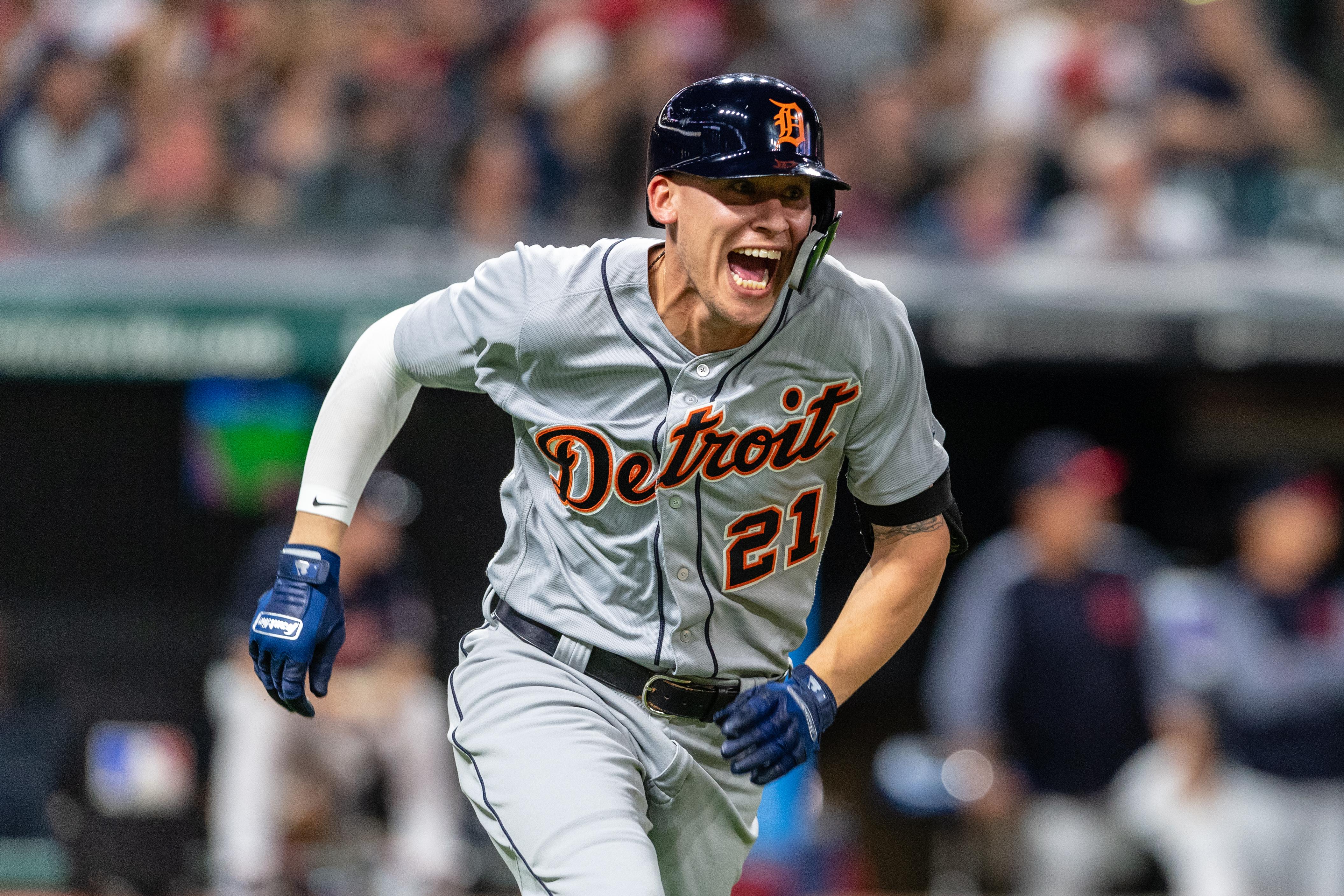 Detroit Tigers v Cleveland Indians