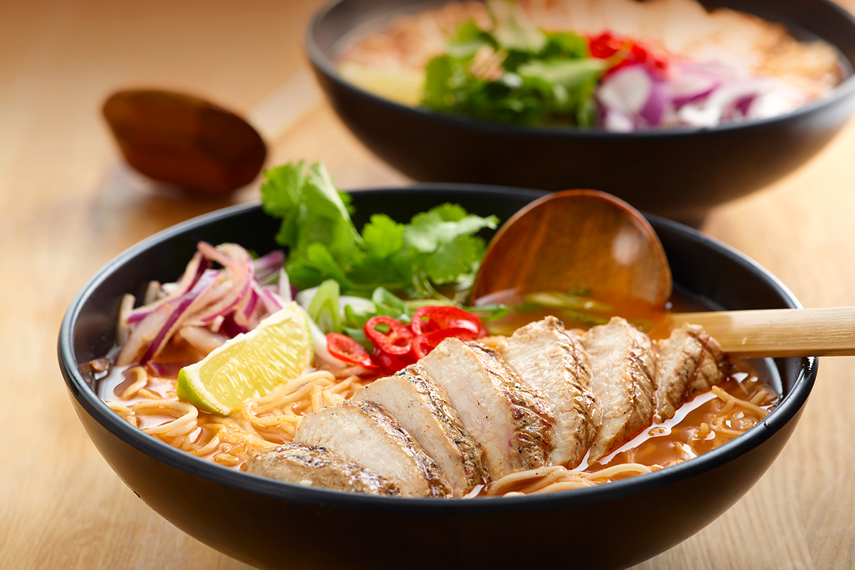 Wagamama ramen and noodles will be served Pret a Manger style in new grab-and-go stores