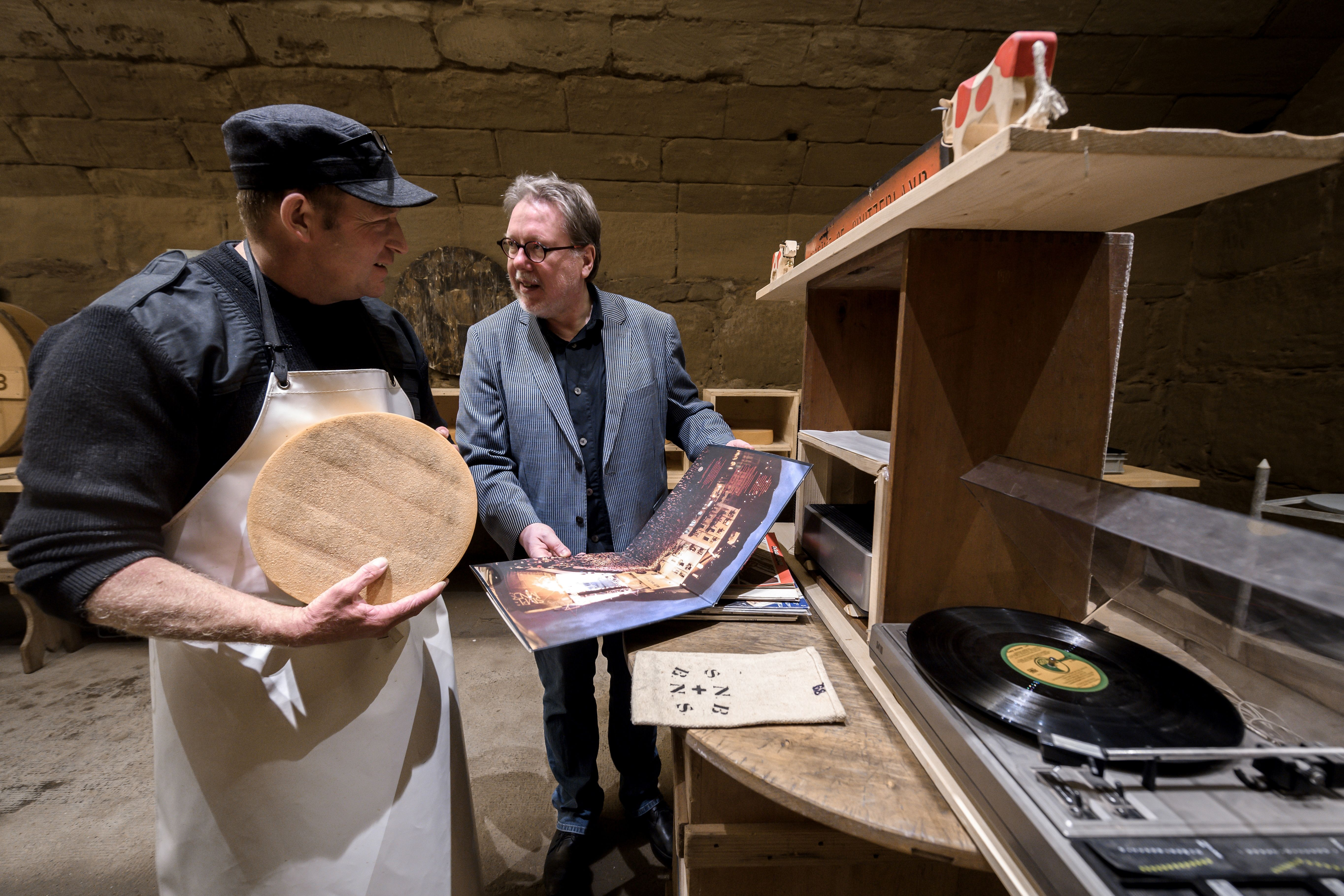 New Swiss Study Suggests Hip Hop Makes Cheese Taste Better
