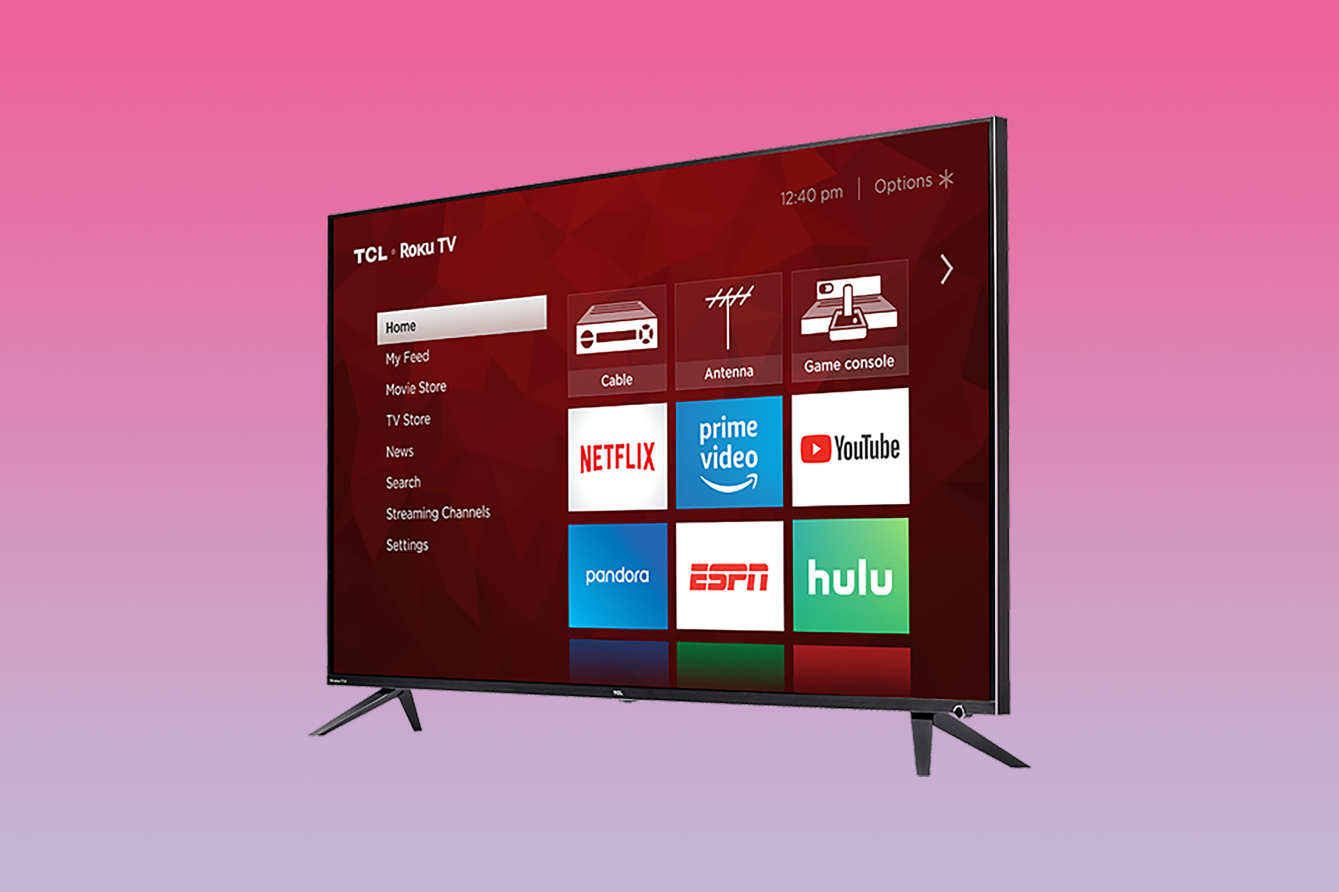 TCL 6-series 4K TV on sale at Amazon and Walmart in a March Madness deal