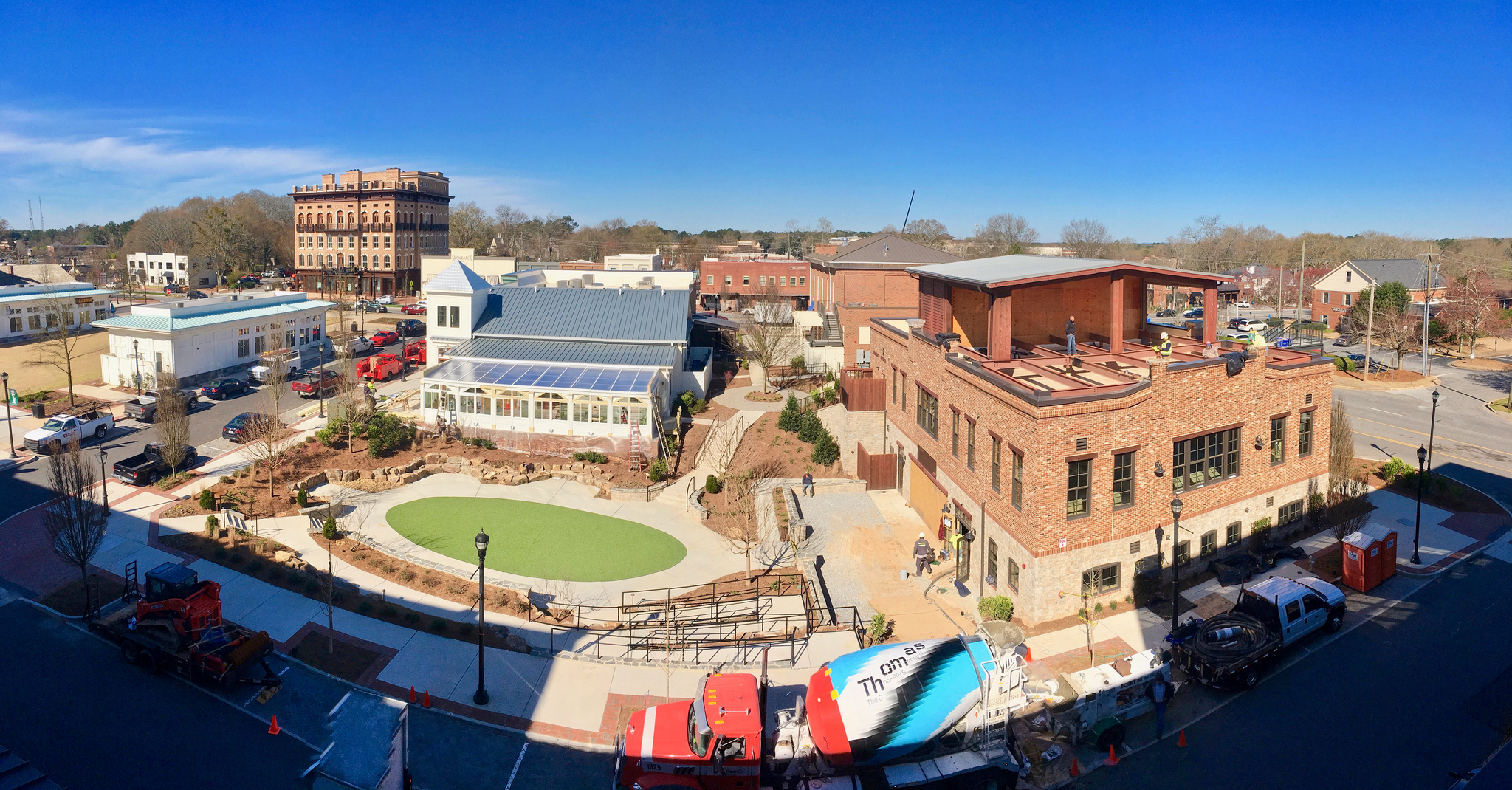 Alpharetta's blossoming City Center project scores local brewery
