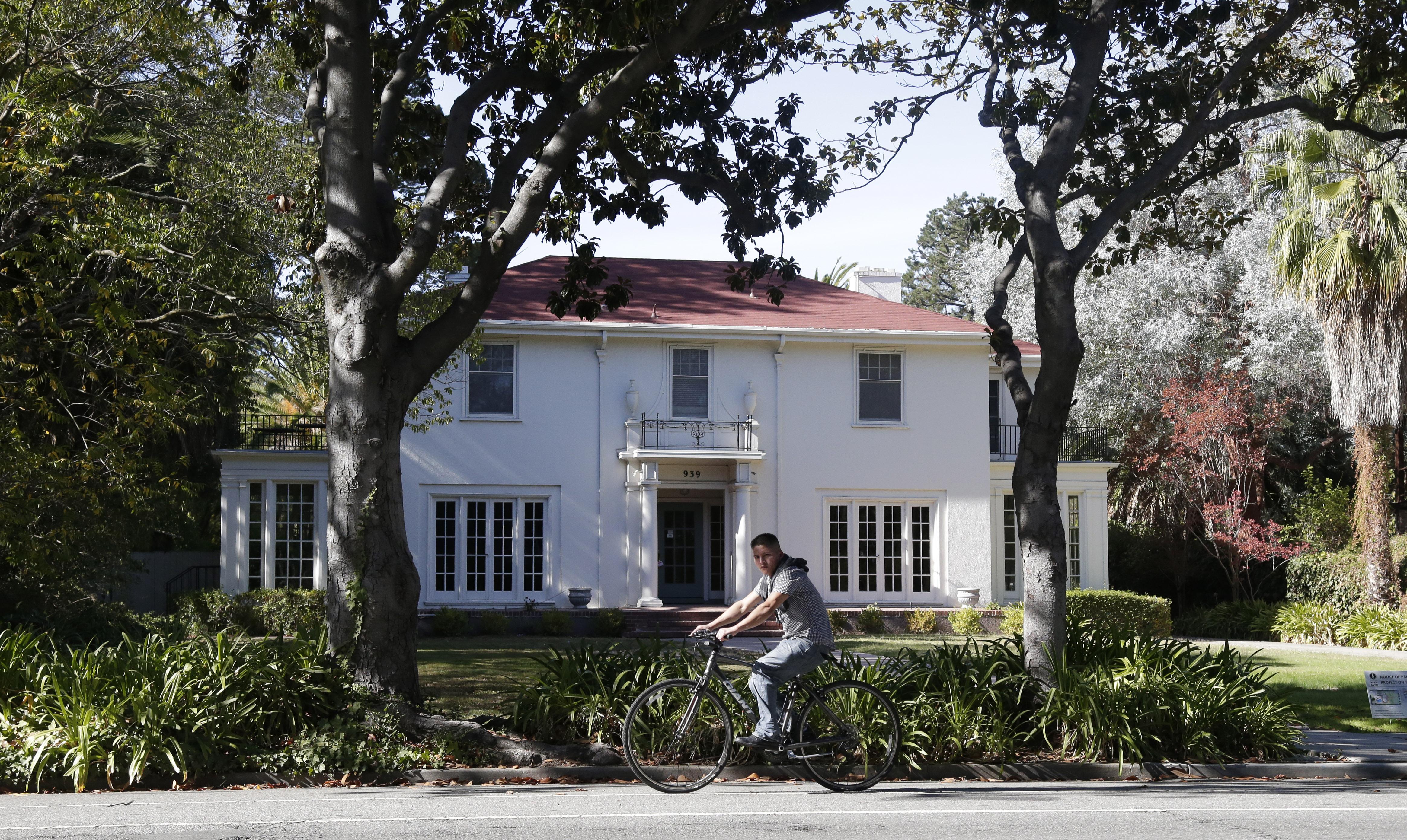 Palo Alto house