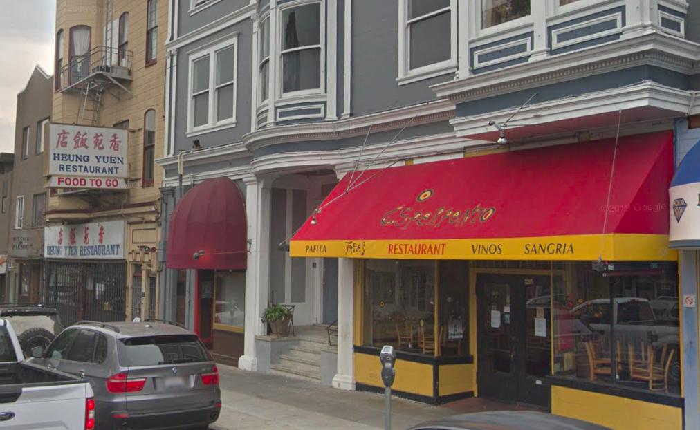 SF Restaurant Esperpento Closed By City-Mandated Seismic Retrofit