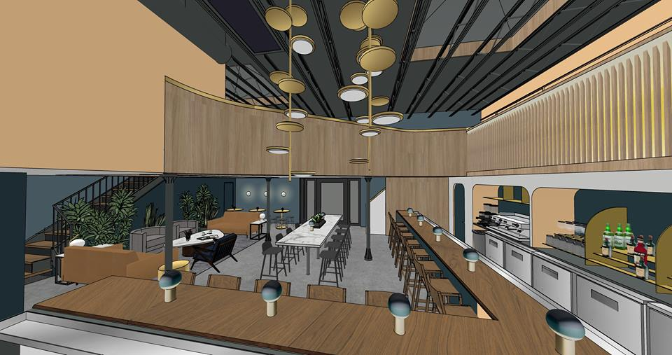 Anvil's New Neighbor Will Be a Bar and Cafe Called Penny Quarter