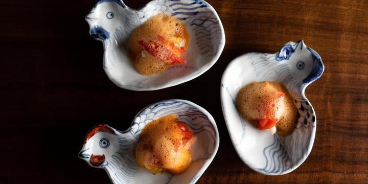 Pete Wells Gives Odo's Under-the-Radar Japanese Kaiseki a Glowing Three Stars