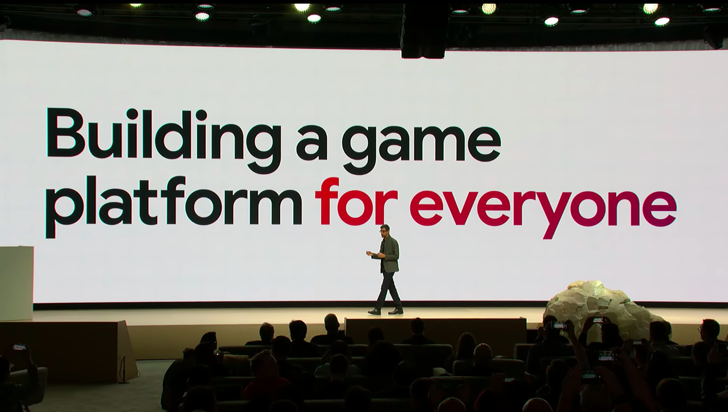 Stadia, Google's gaming platform, changed the rules of the console wars