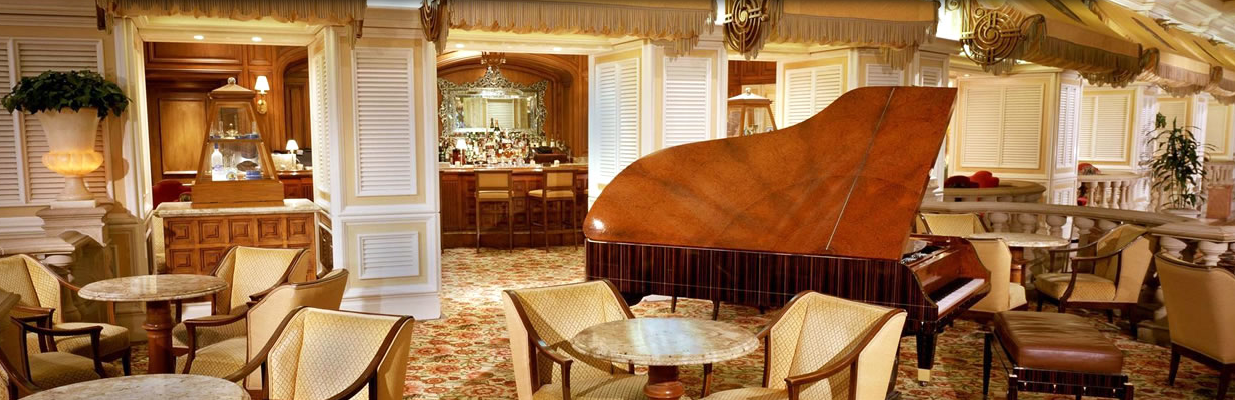 Petrossian and Baccarat bars close for renovations at the Bellagio