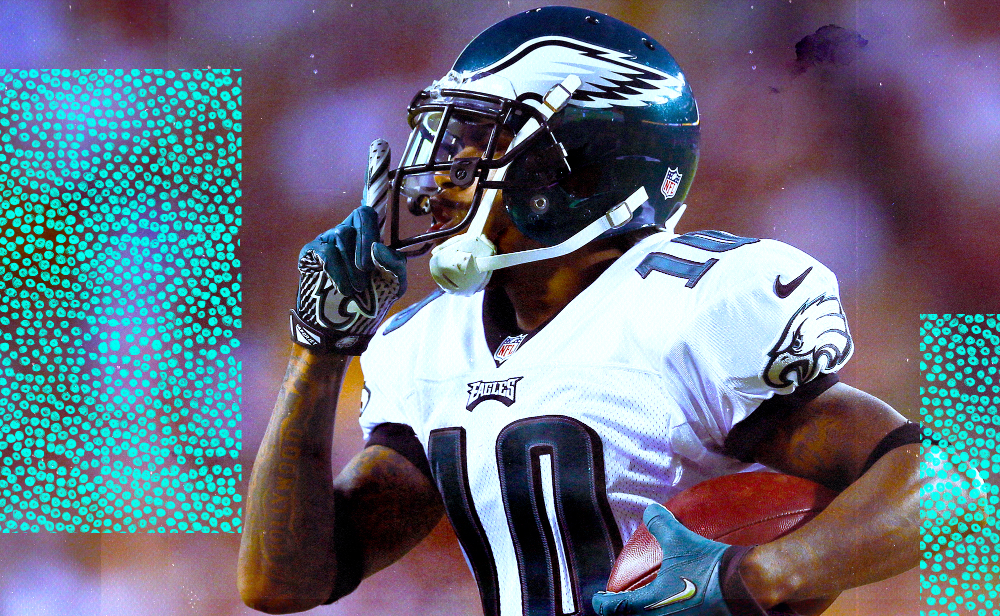 Is DeSean Jackson actually a good fit for the Eagles?