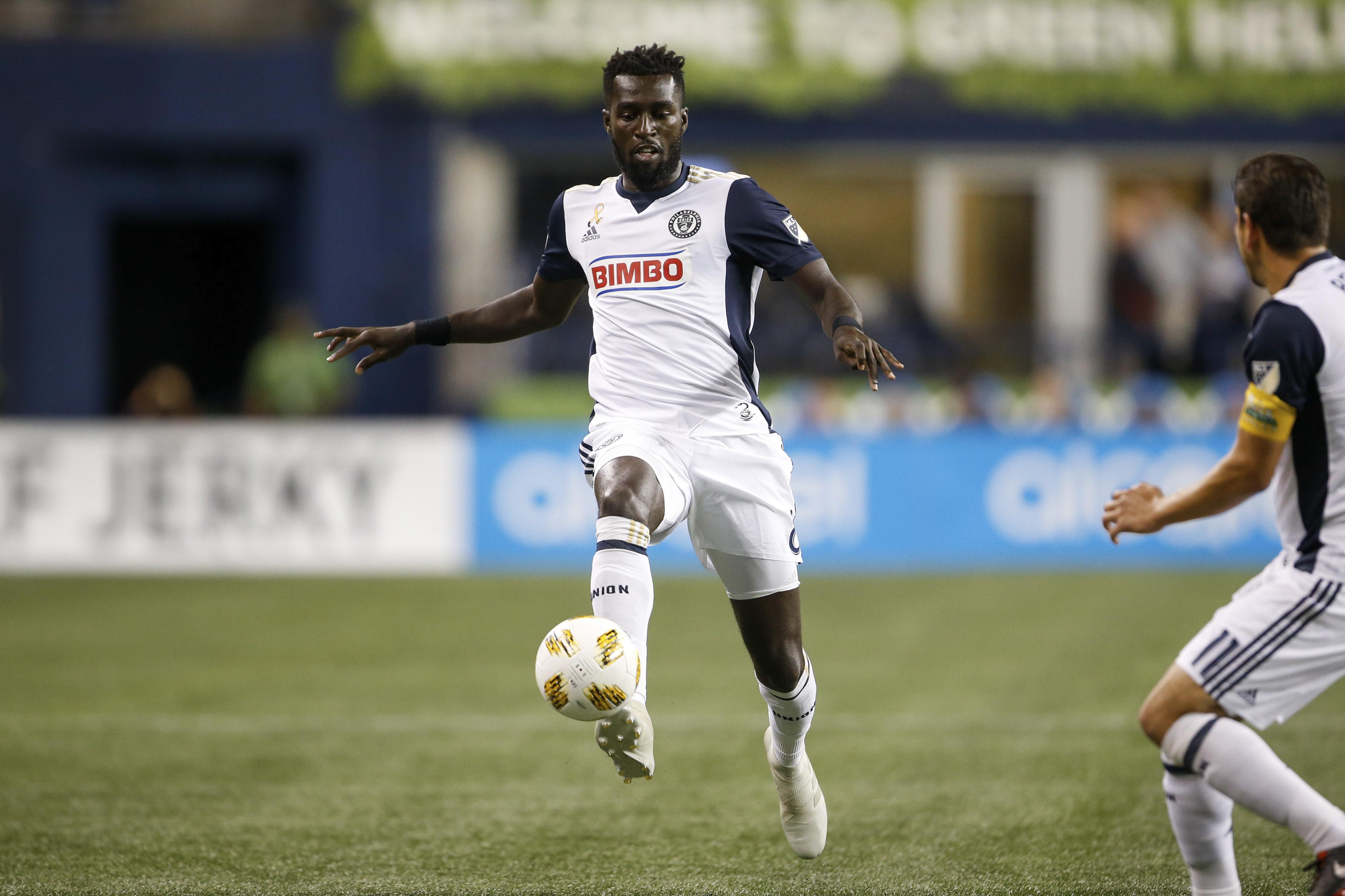 MLS: Philadelphia Union at Seattle Sounders FC