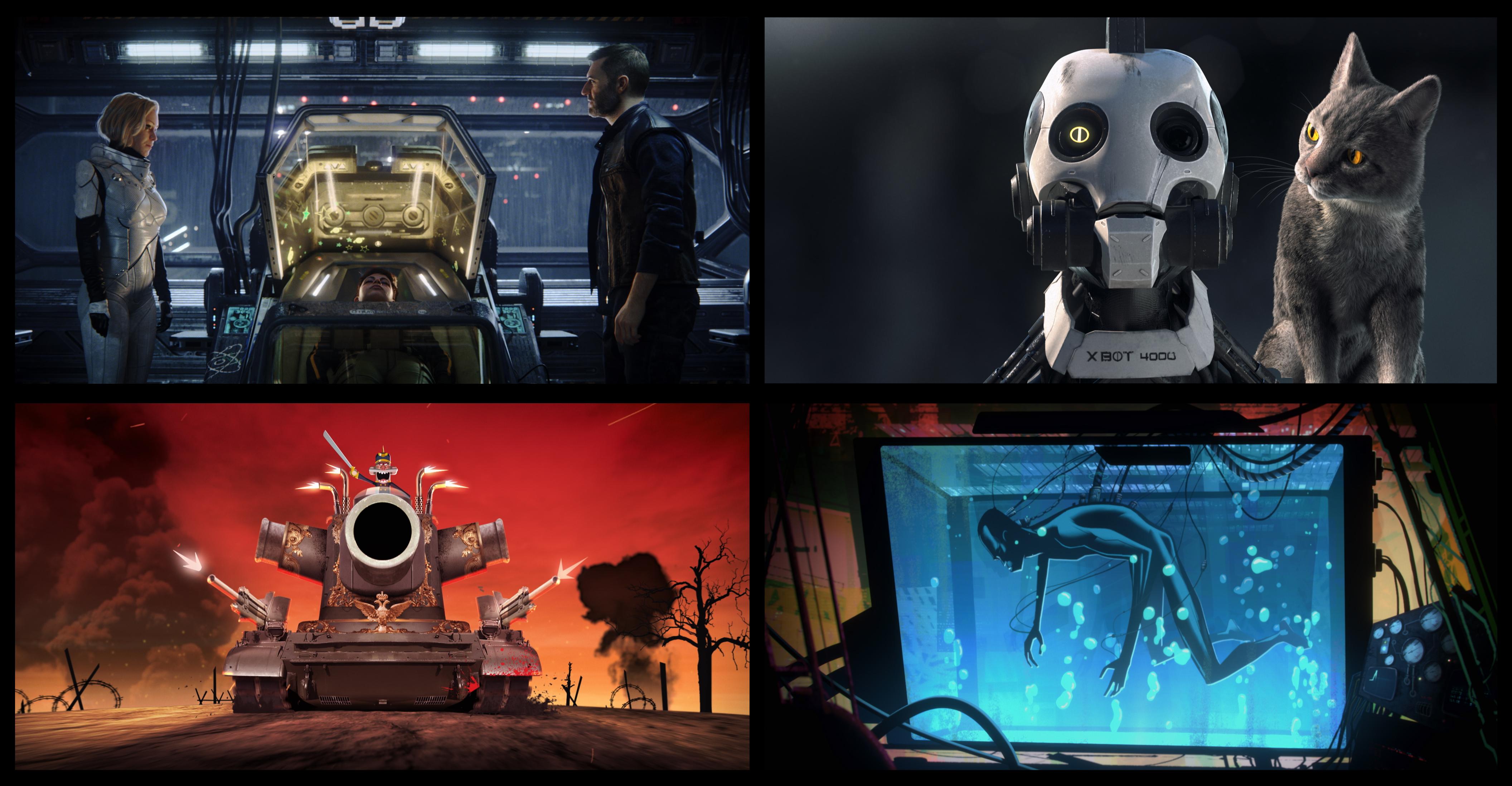 Netflixs Love Death And Robots Broken Down By Love Death