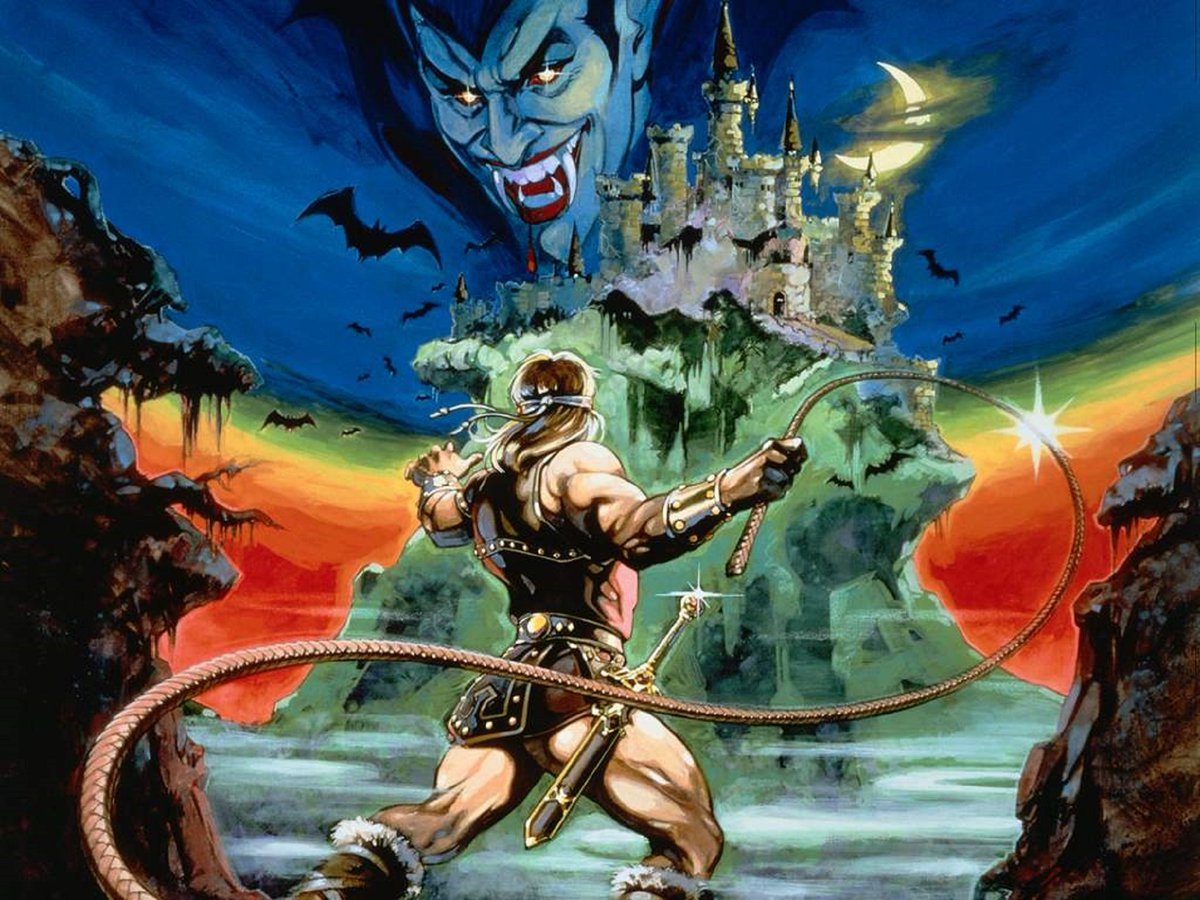 Konami reveals Castlevania, Contra, and arcade anniversary collections