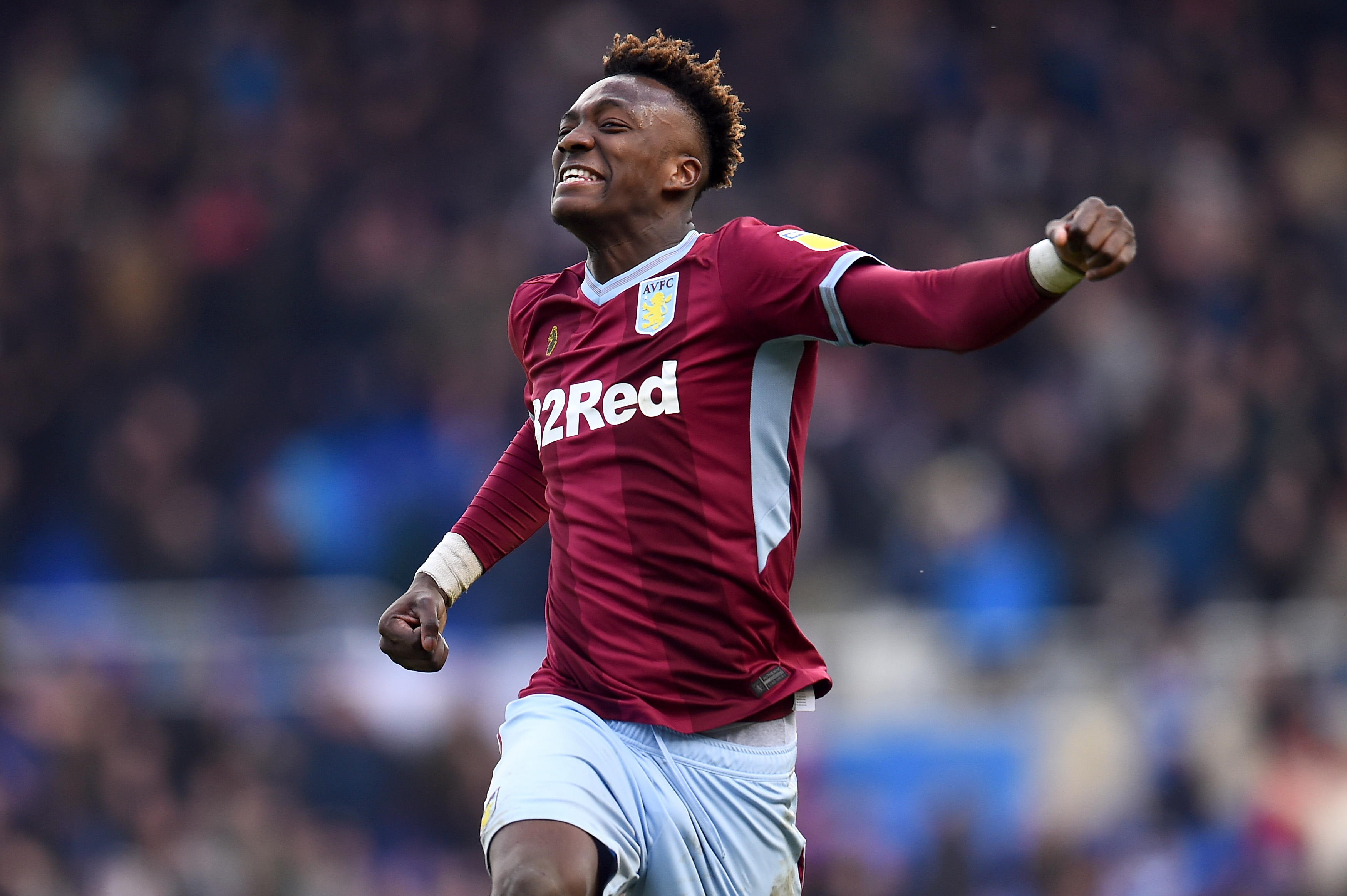 Positive signs for Tammy Abraham