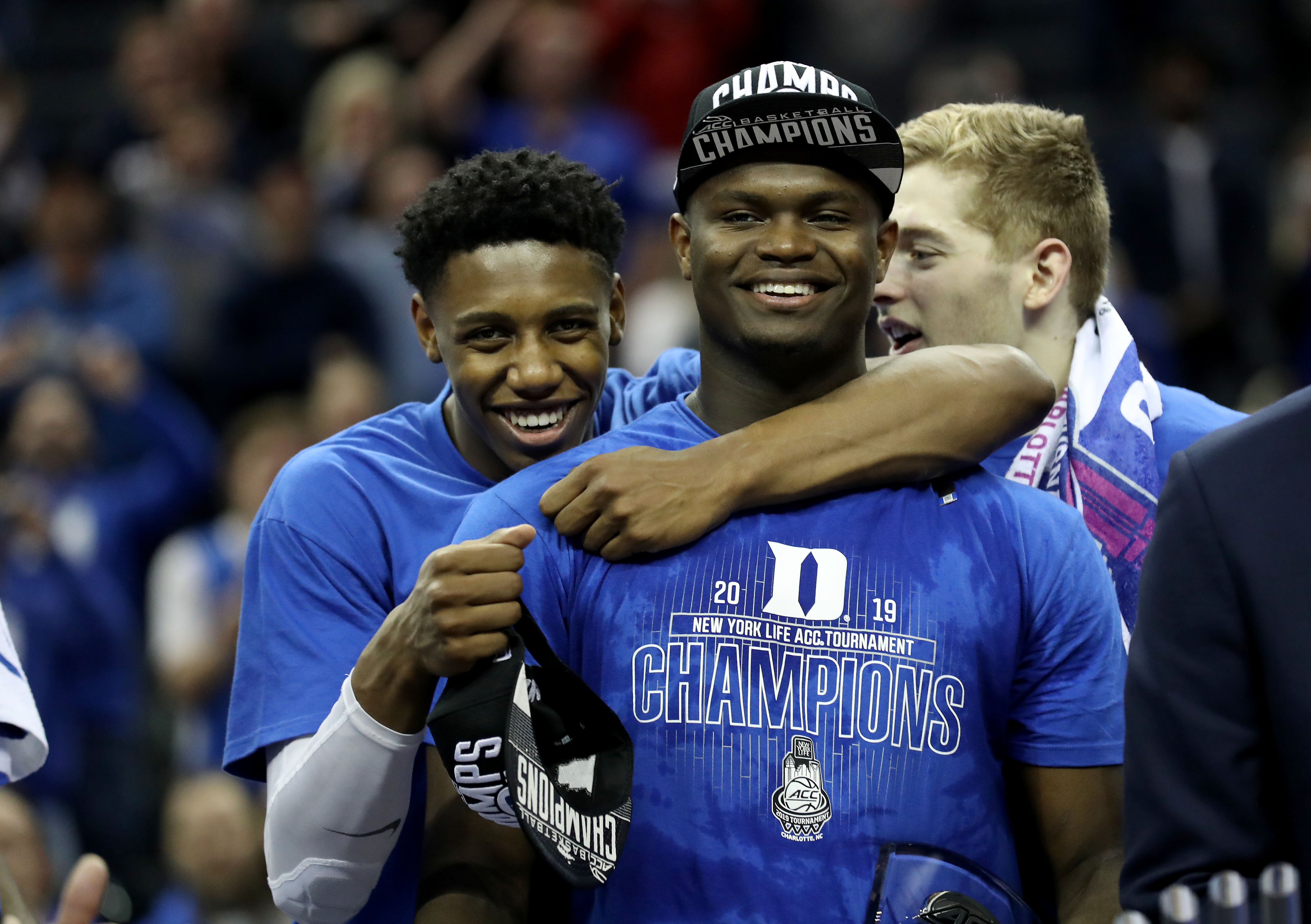 NCAA basketball tournament odds 2019: 14 ways you can bet on Duke, Zion Williamson