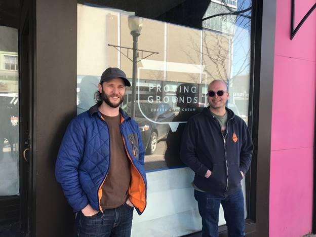 New Coffee and Ice Cream Shop to Open in Royal Oak This Summer