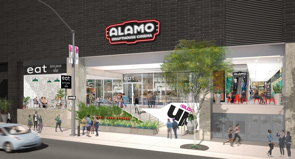 Downtown's Nearly Completed Alamo Drafthouse Starts Feeding Movie-Goers This Summer