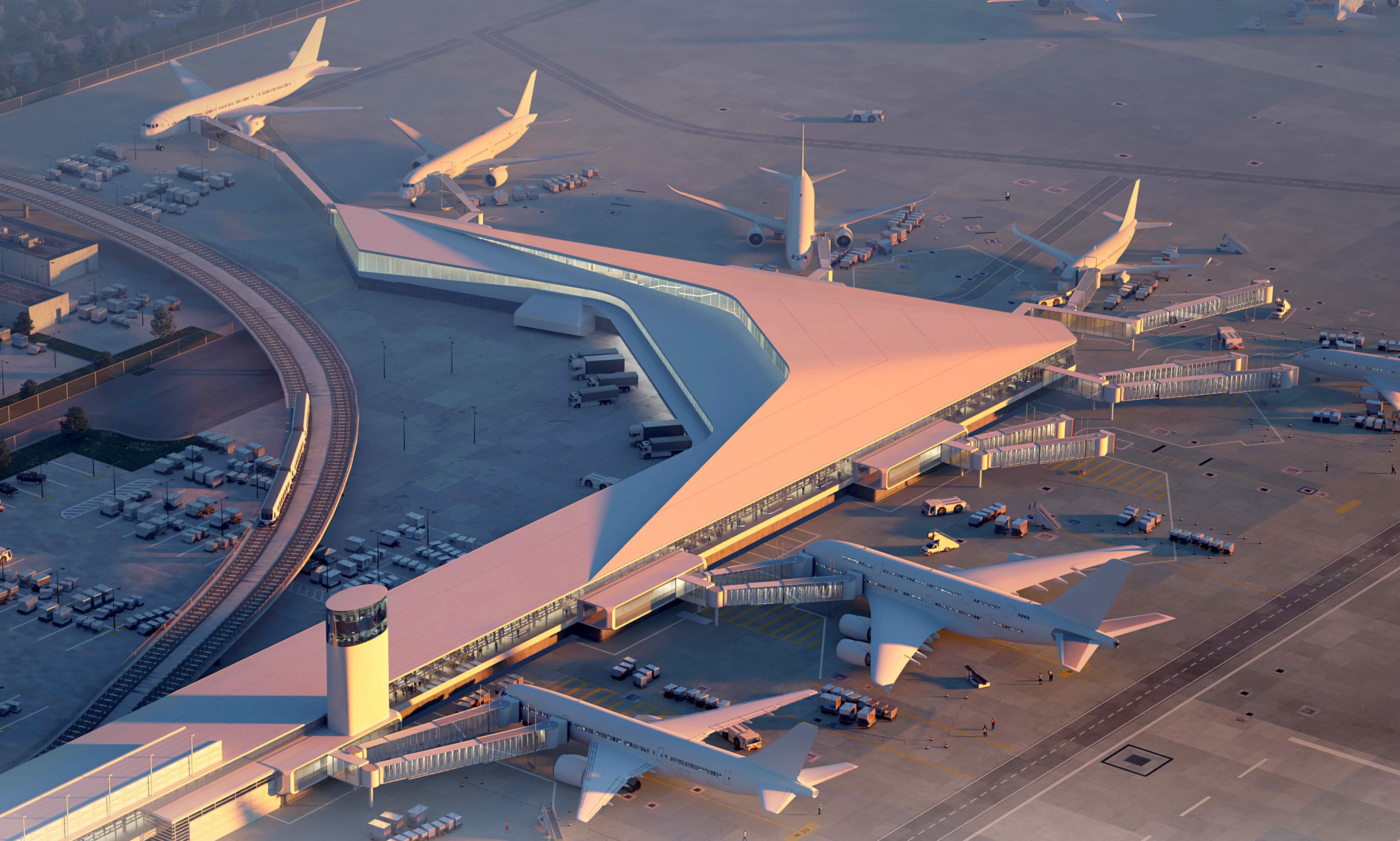 O'Hare breaks ground on $1.2B Terminal 5 expansion project