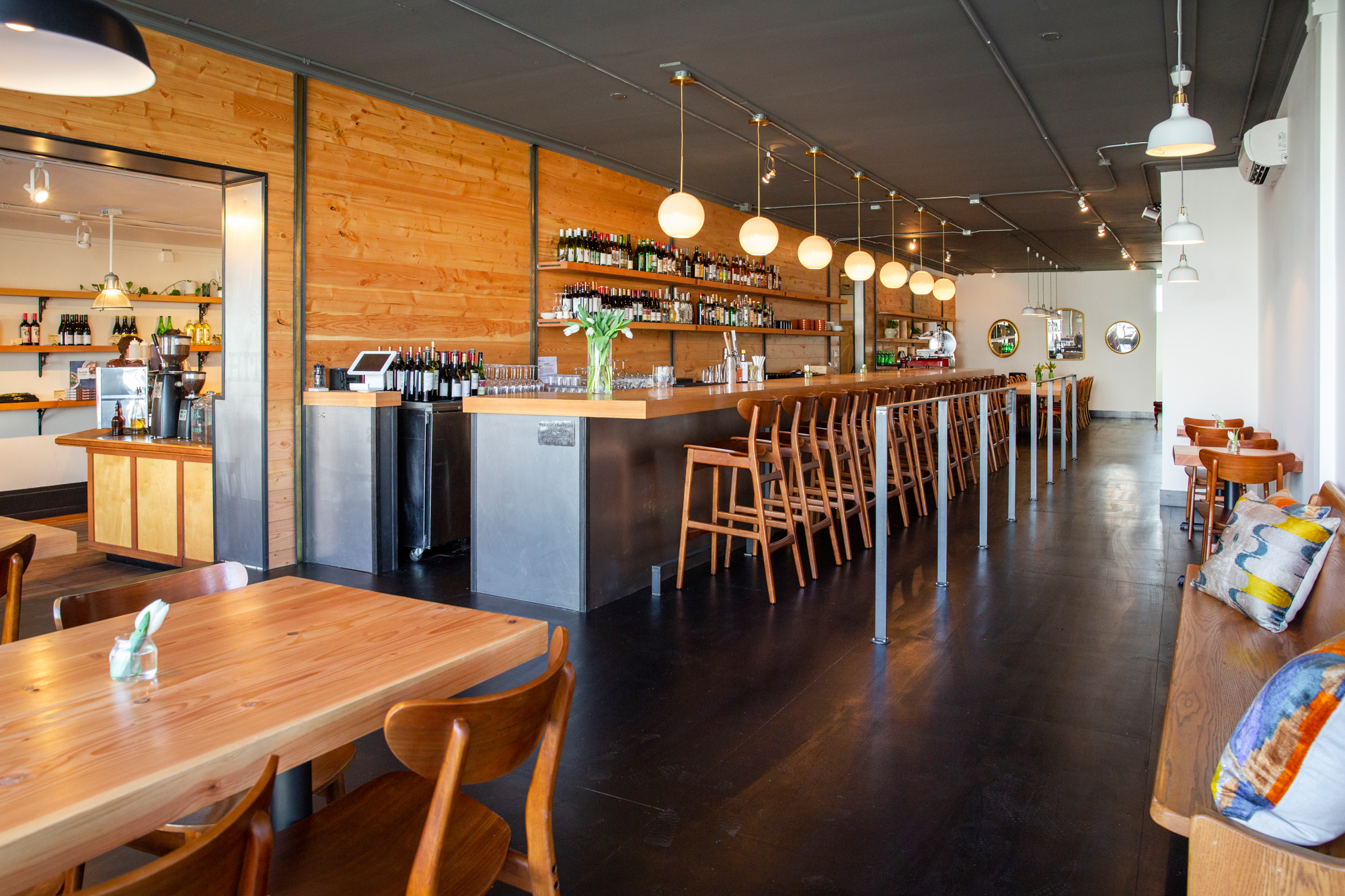 Acclaimed Bainbridge Island Chef Expands His Empire With an All-Day Cafe