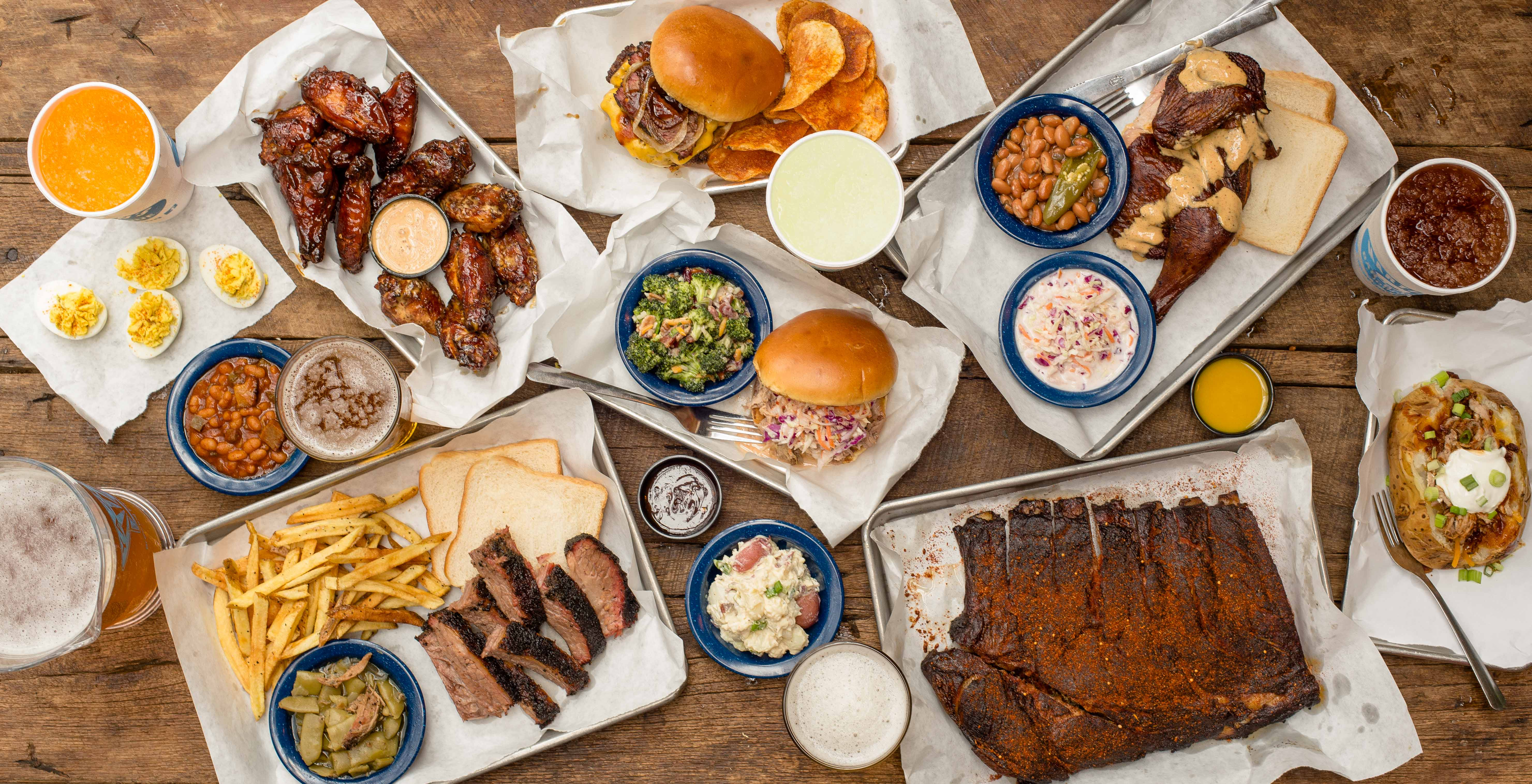 Martin's Bar-B-Que Brings All of the Meats to Midtown Soon