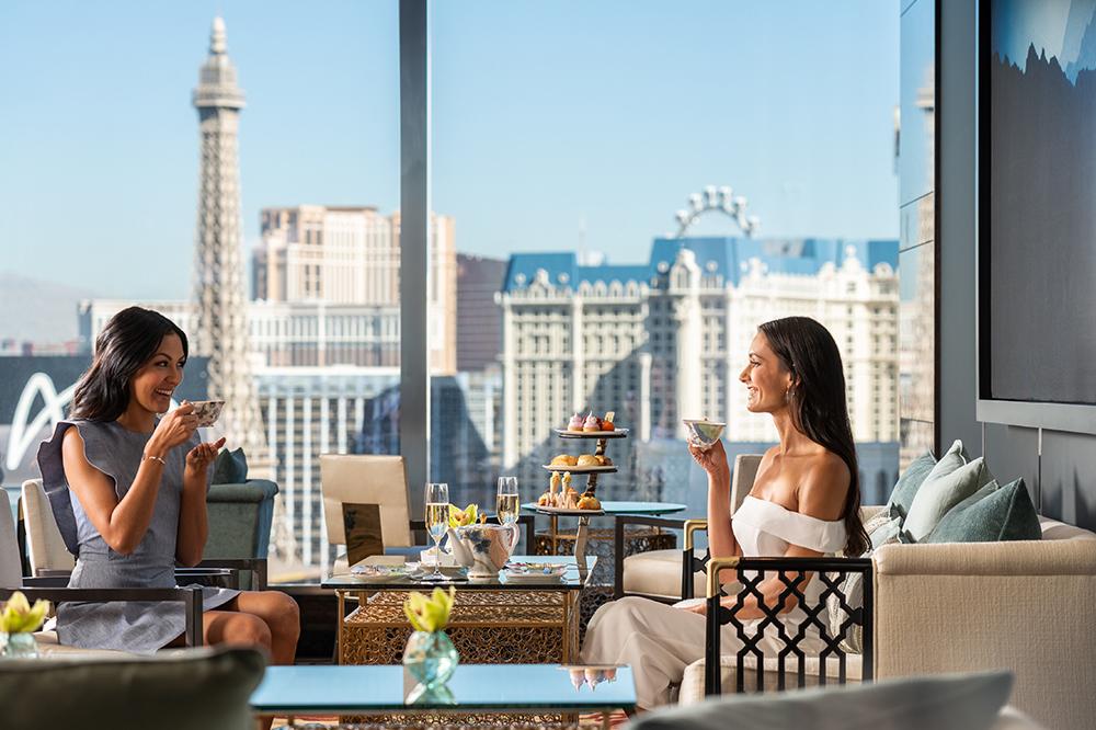Tea Lounge at Waldorf Astoria