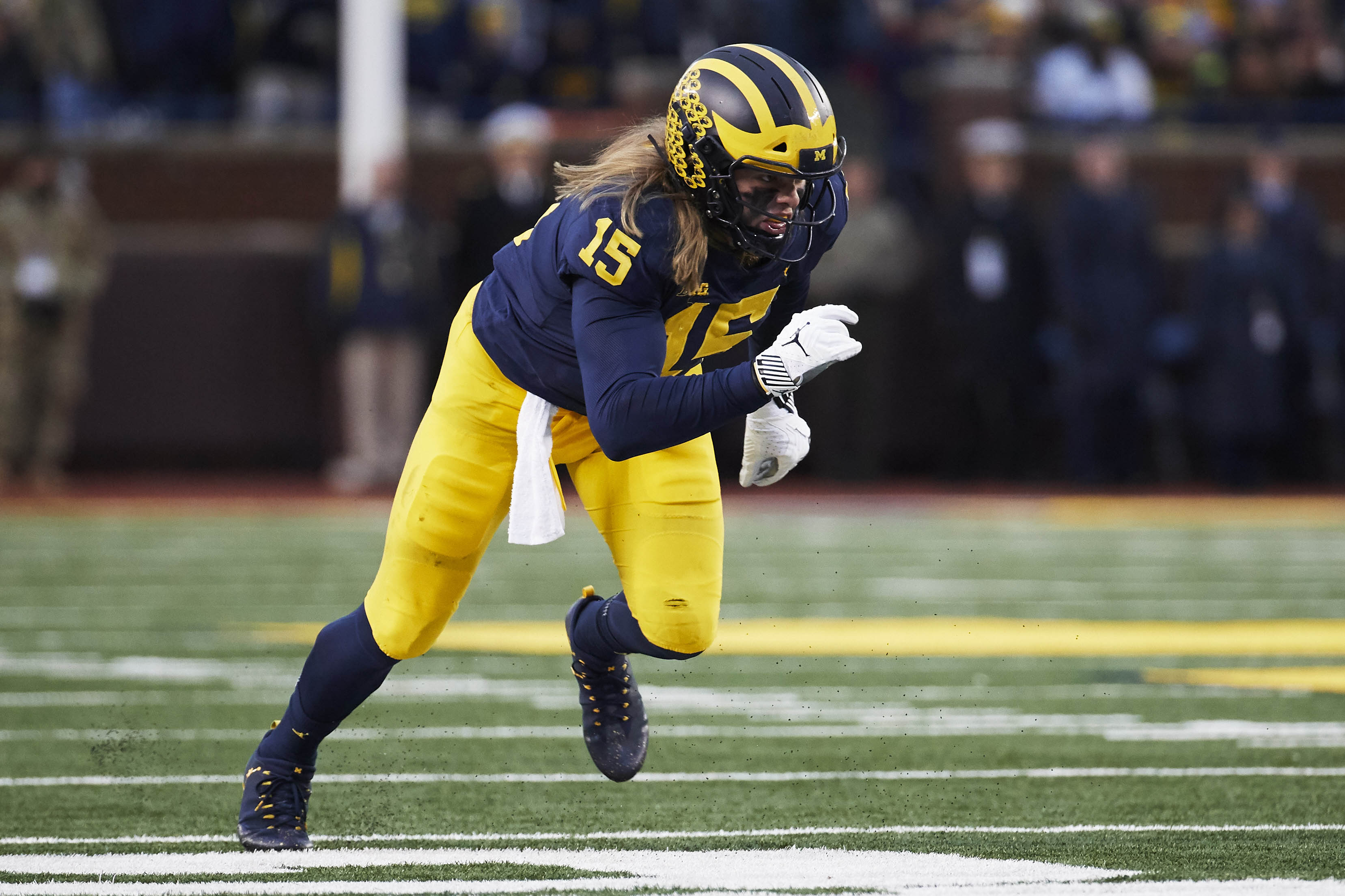 Film room scouting report on Chase Winovich. The Panthers need ... f083e3533