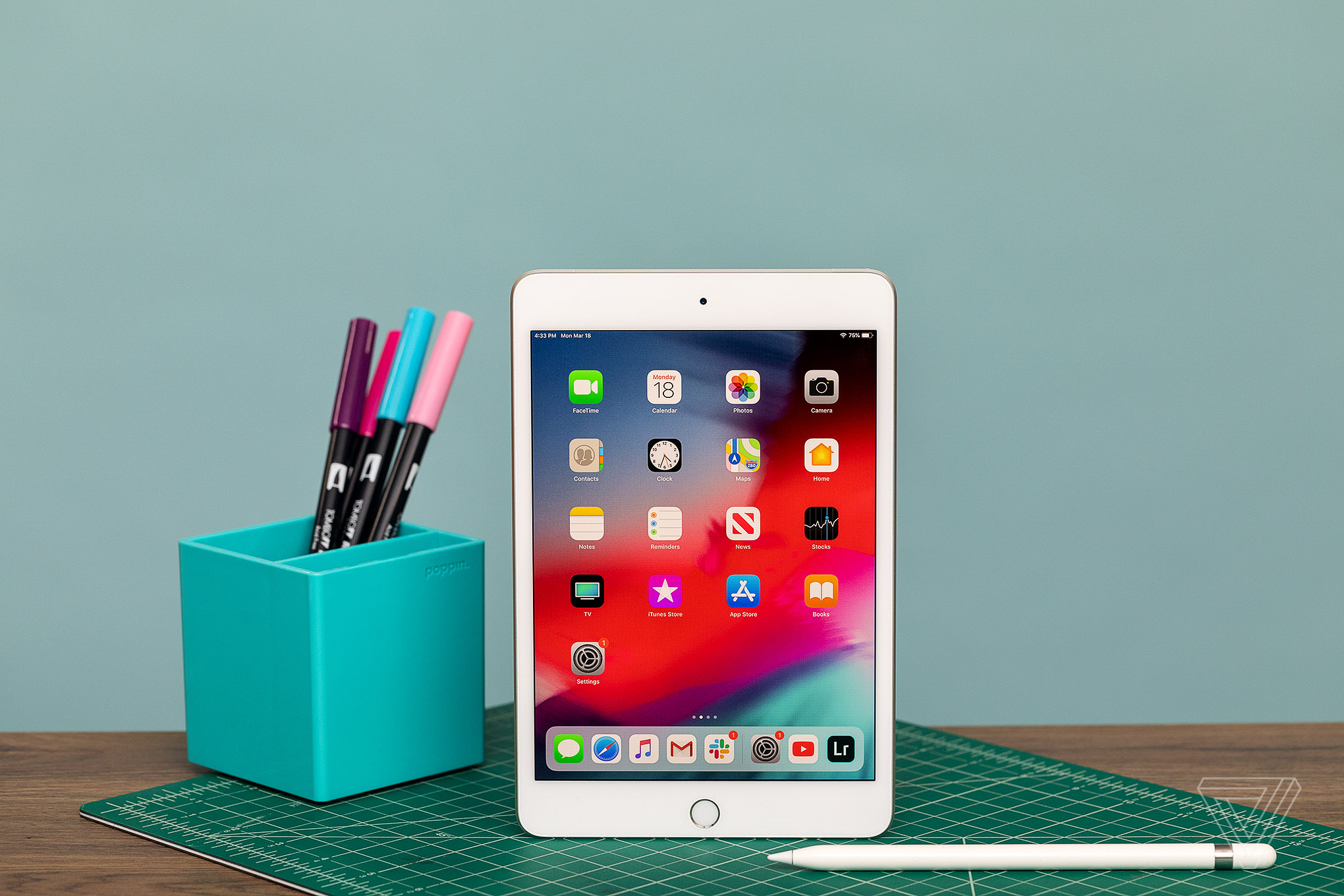 Apple Ipad Mini 2019 Review No Competition The Verge