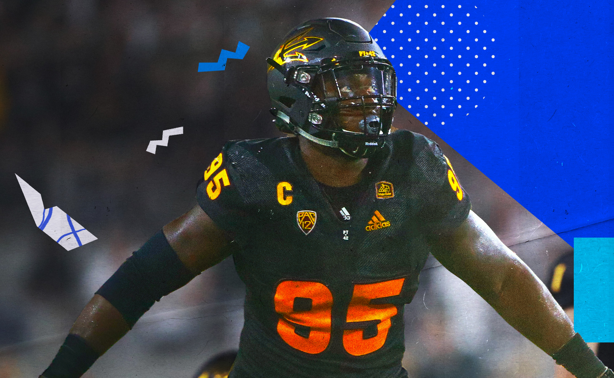 Renell Wren's secret weapon to becoming an NFL pass rusher: YouTube