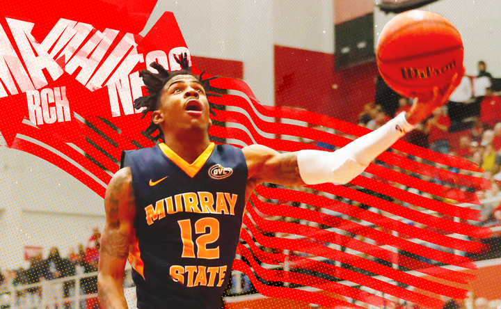 Ja Morant became a college basketball rock star with these 3 moments