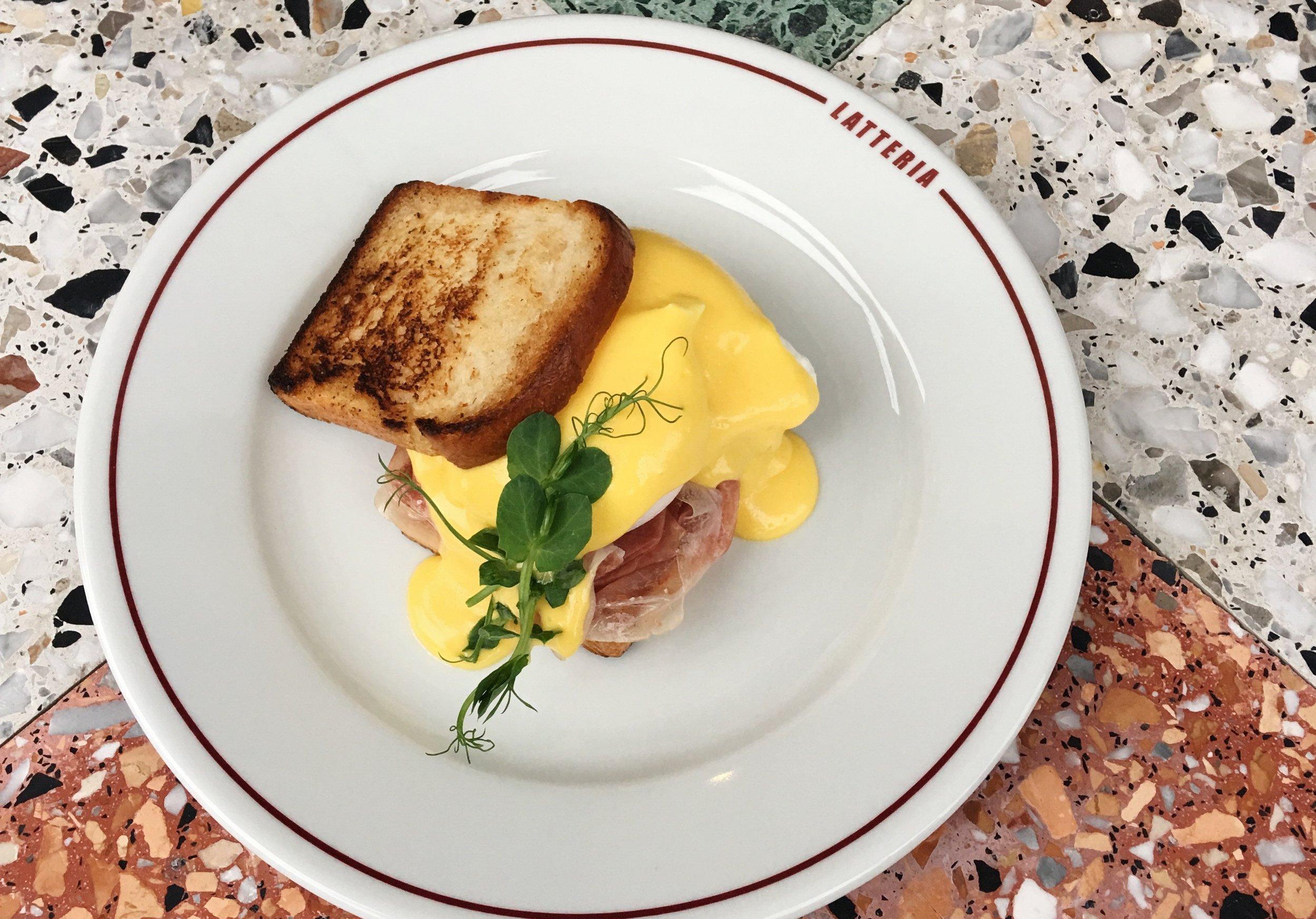 Serial Italian Restaurateur Brings Parma Ham Eggs Benedict to North London