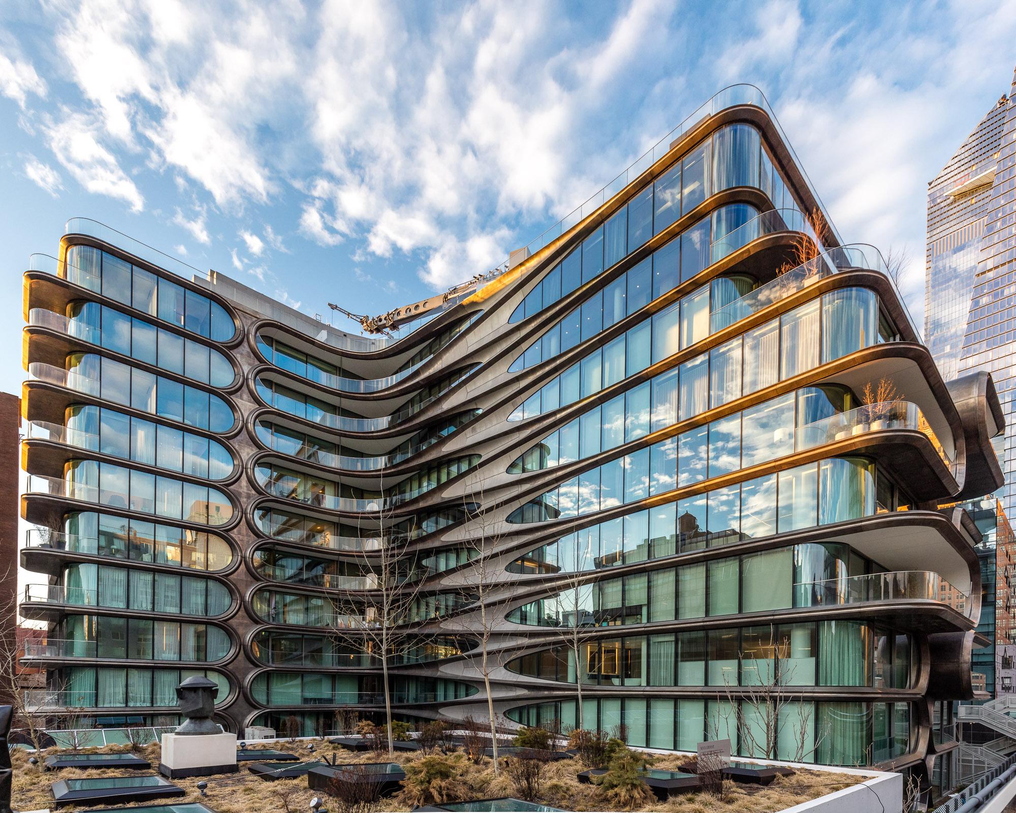 Zaha Hadid's High Line condos linger on the market