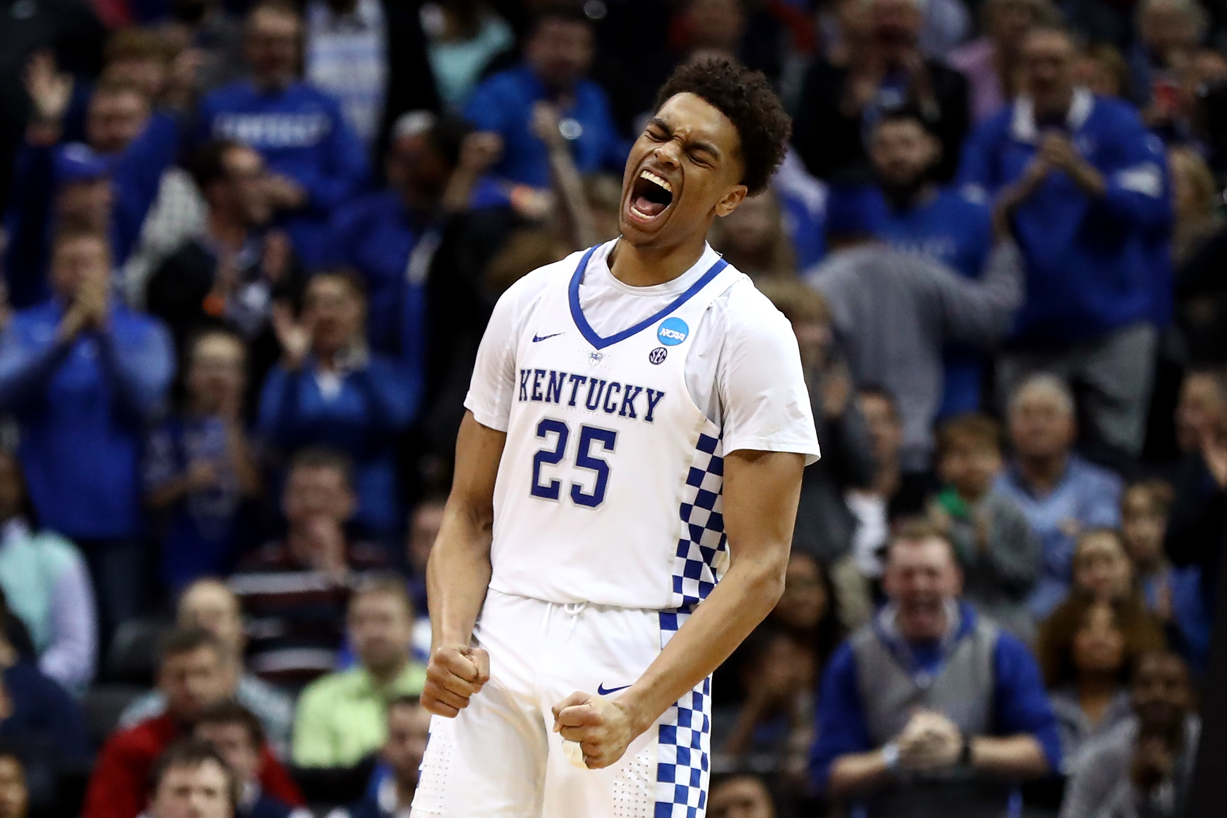 P.J. Washington's injury could derail Kentucky's Final Four hopes