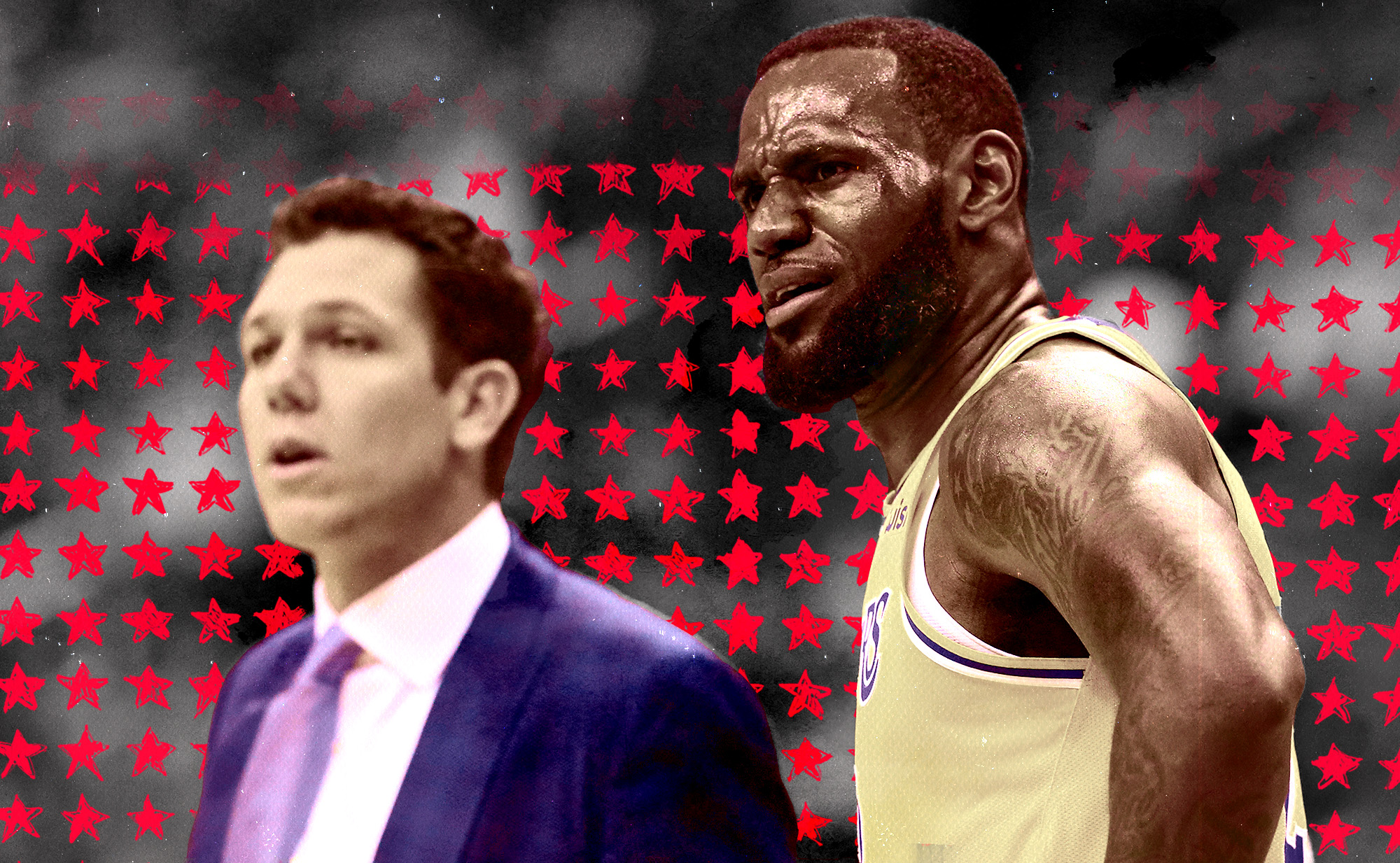 LeBron James and Lakers coach rumors beg these 11 questions