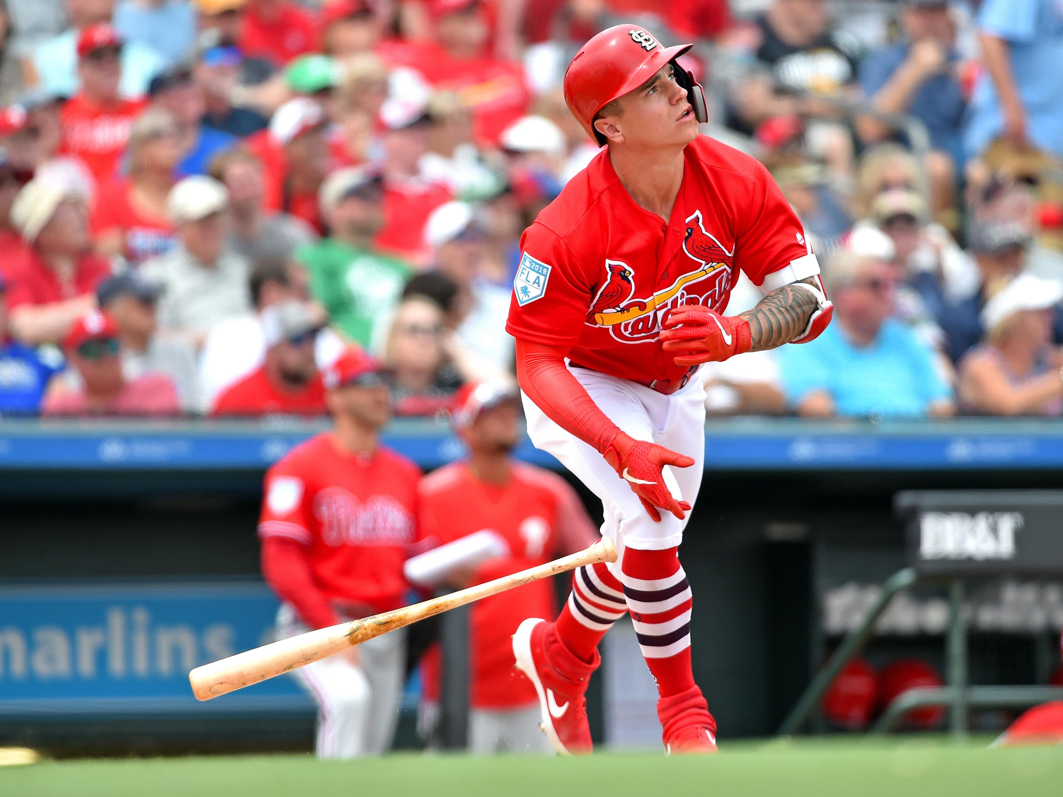 MLB: Spring Training-Philadelphia Phillies at St. Louis Cardinals