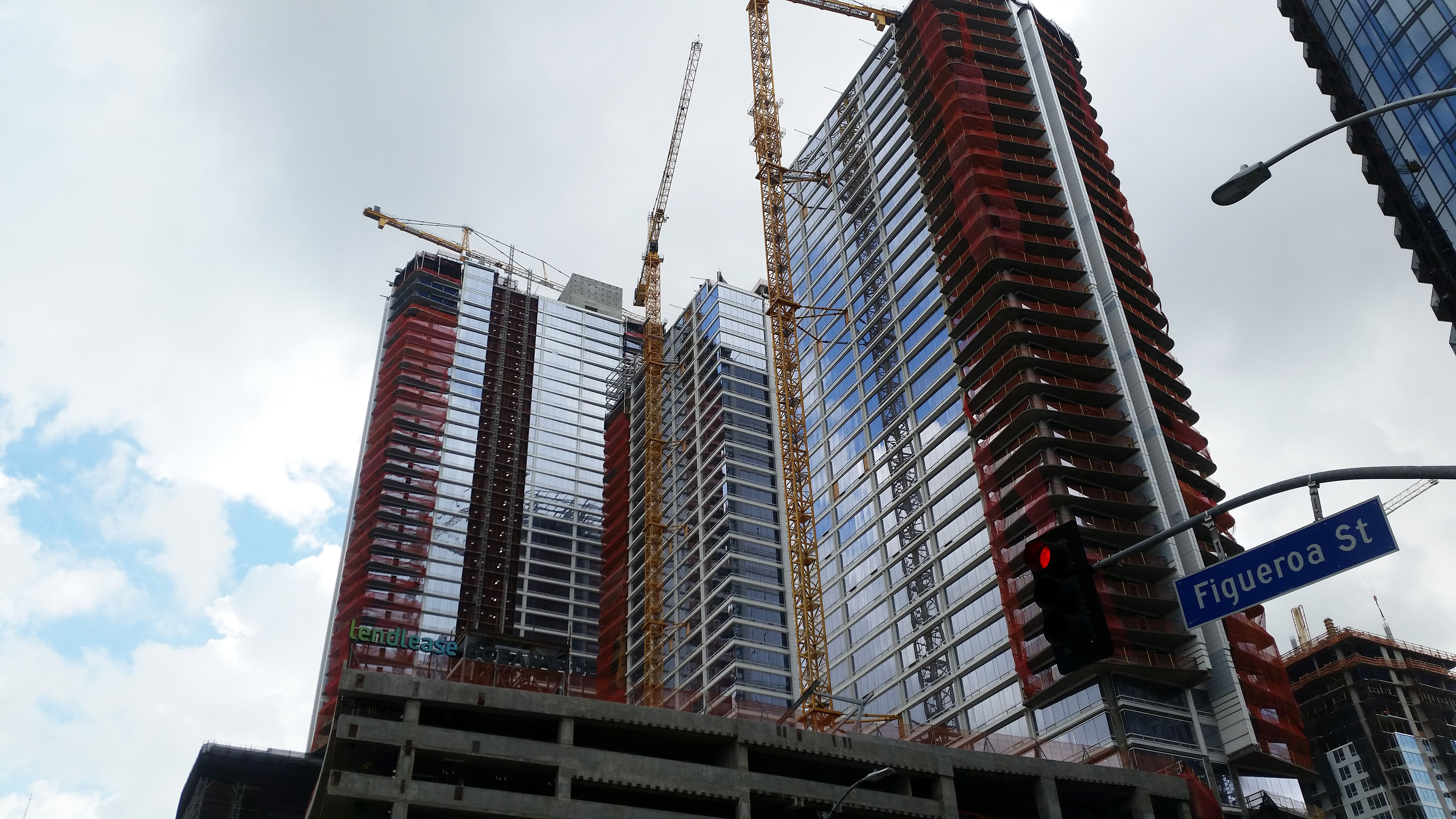 Construction restarting at Oceanwide Plaza as debt soars to $98.6M