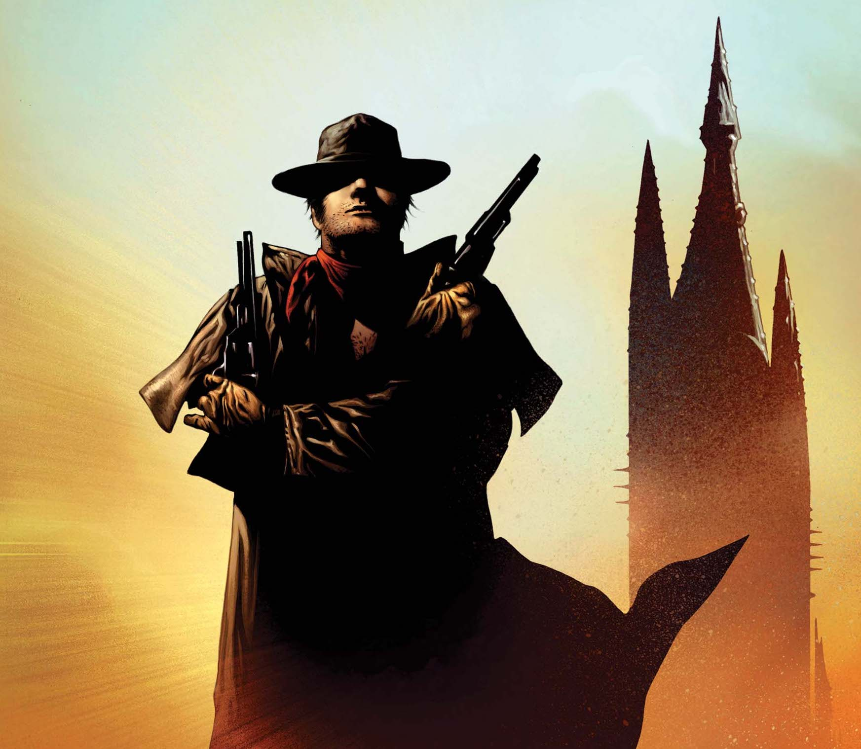 Amazon's Dark Tower TV series sets cast with new Gunslinger