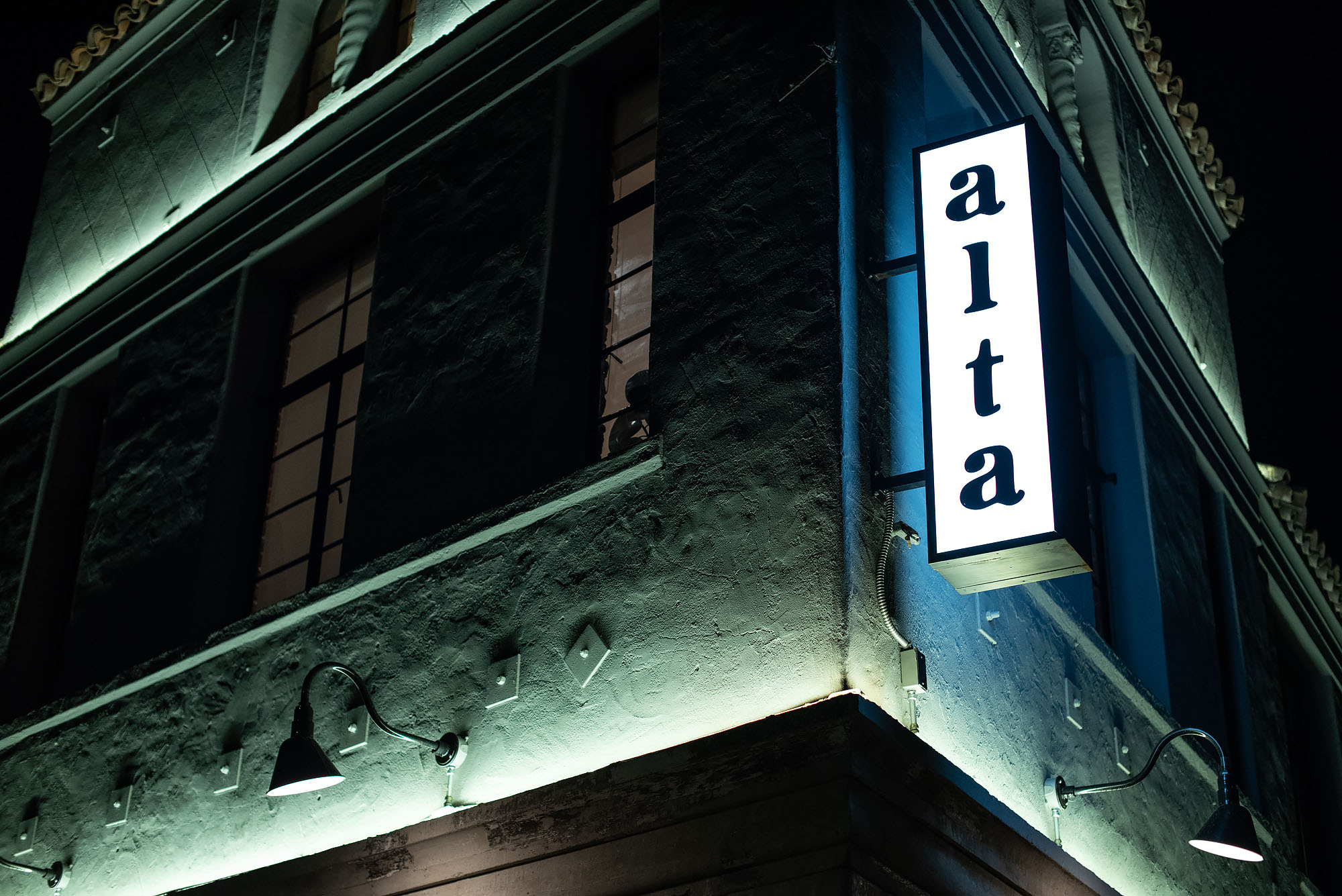 Alta restaurant in West Adams