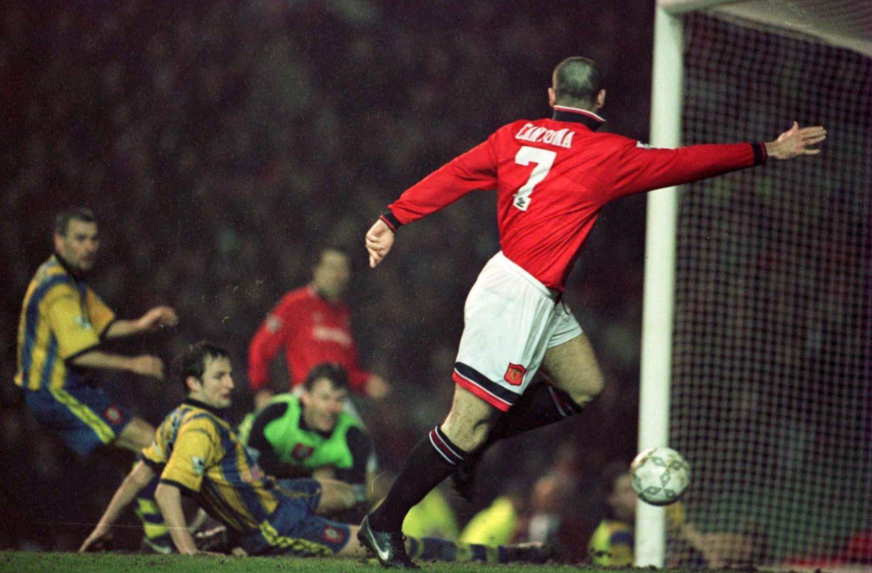Before the world had Messi, United had Cantona